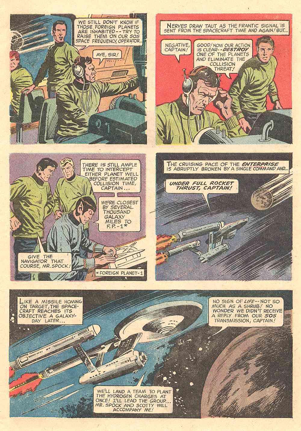 Star Trek (1967) Issue #6 #6 - English 4