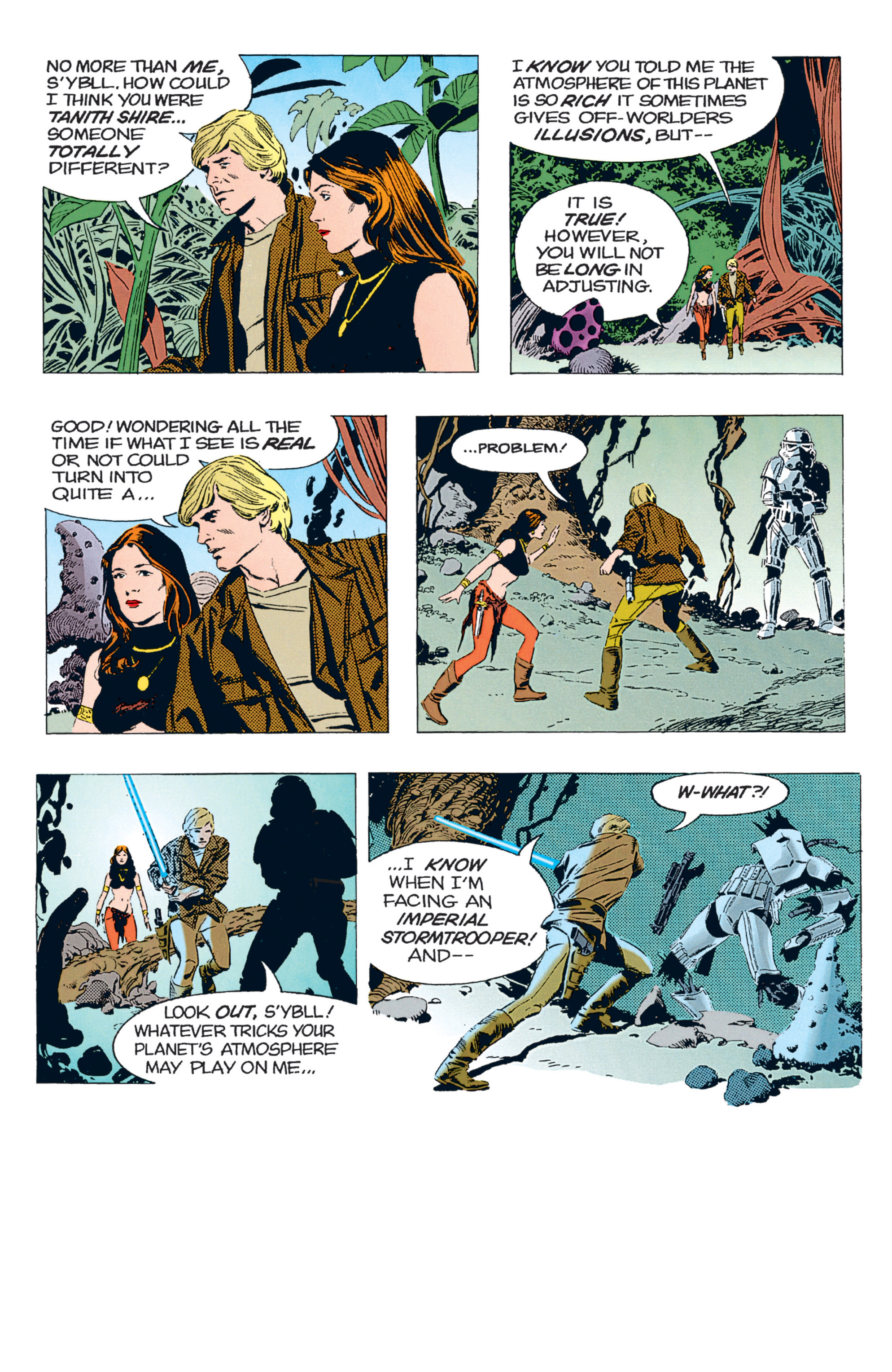Classic Star Wars #17 #17 - English 24
