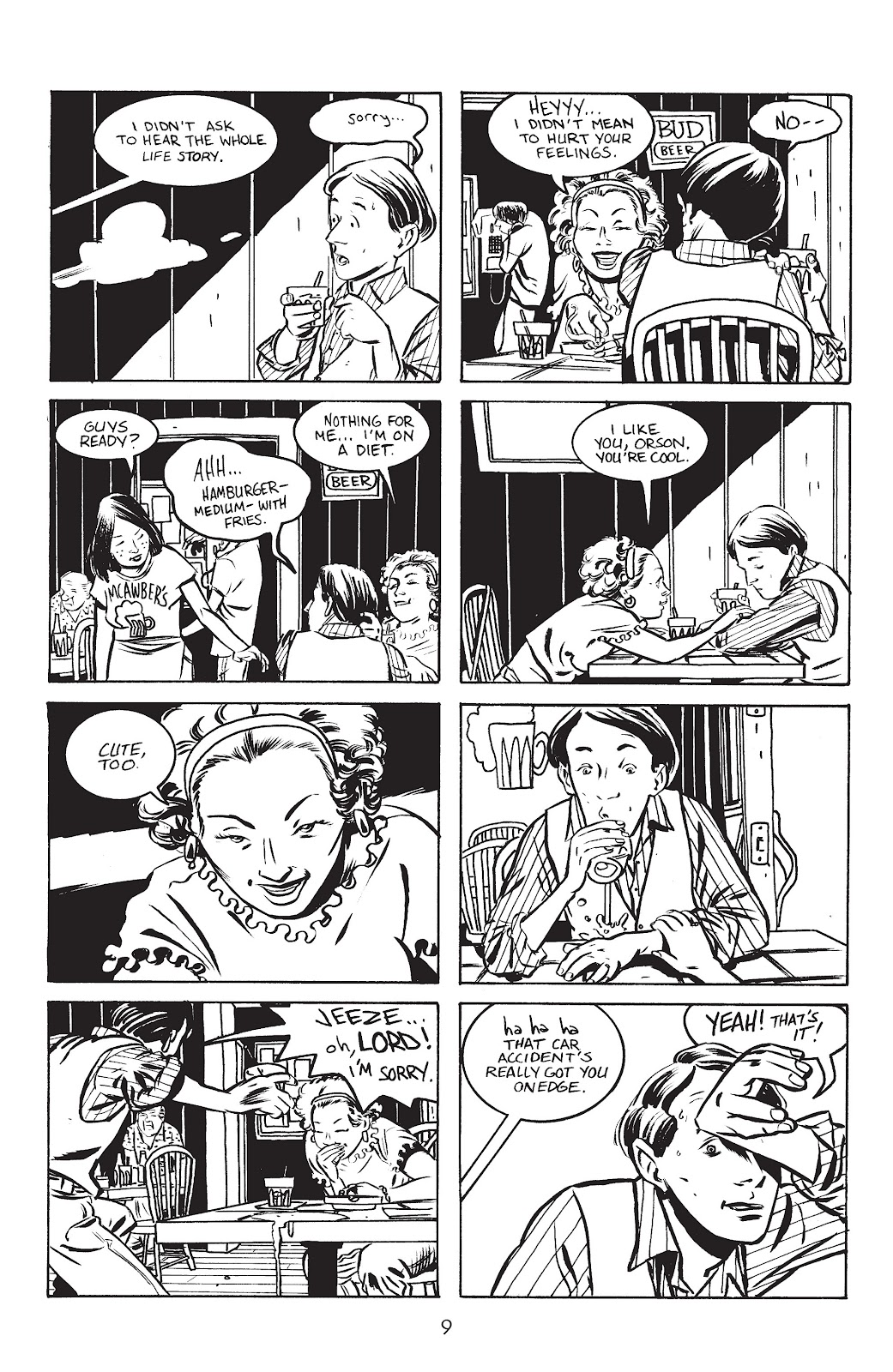Stray Bullets Issue #5 #5 - English 11