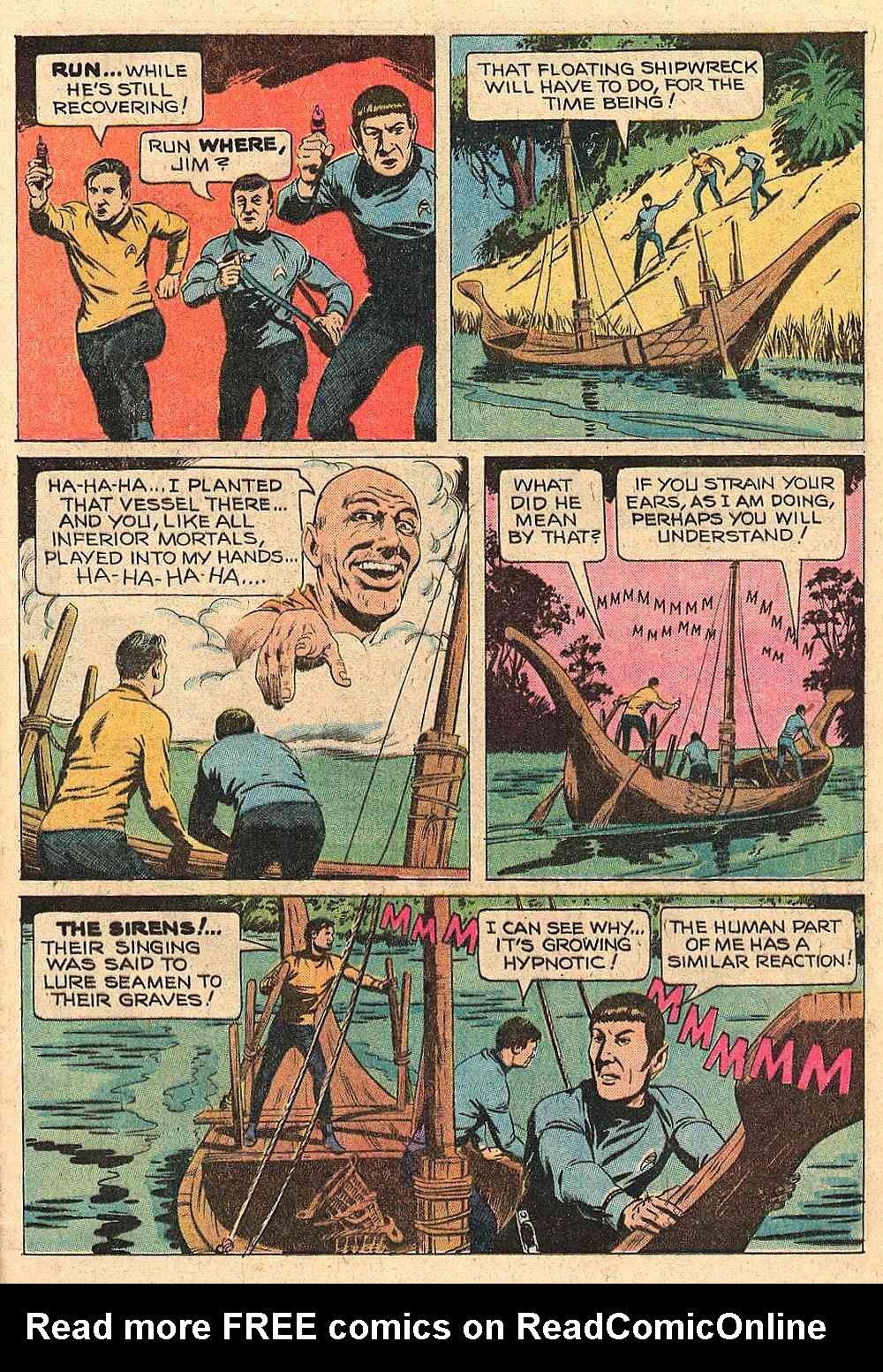 Star Trek (1967) #53 #53 - English 17