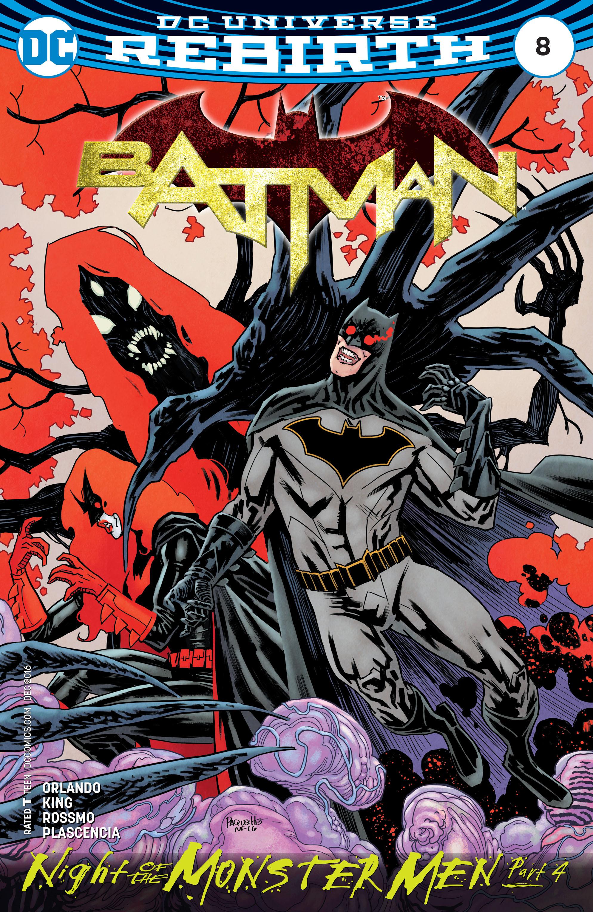 Batman (2016) 8 Page 1