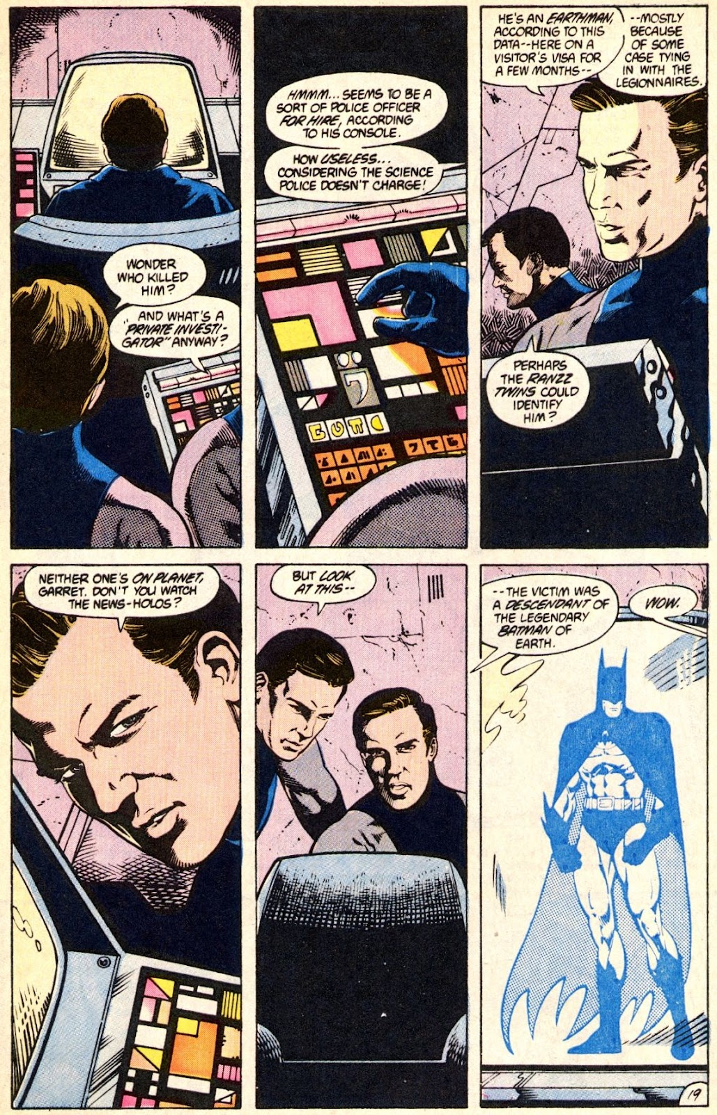 Tales of the Legion Issue #332 #19 - English 20