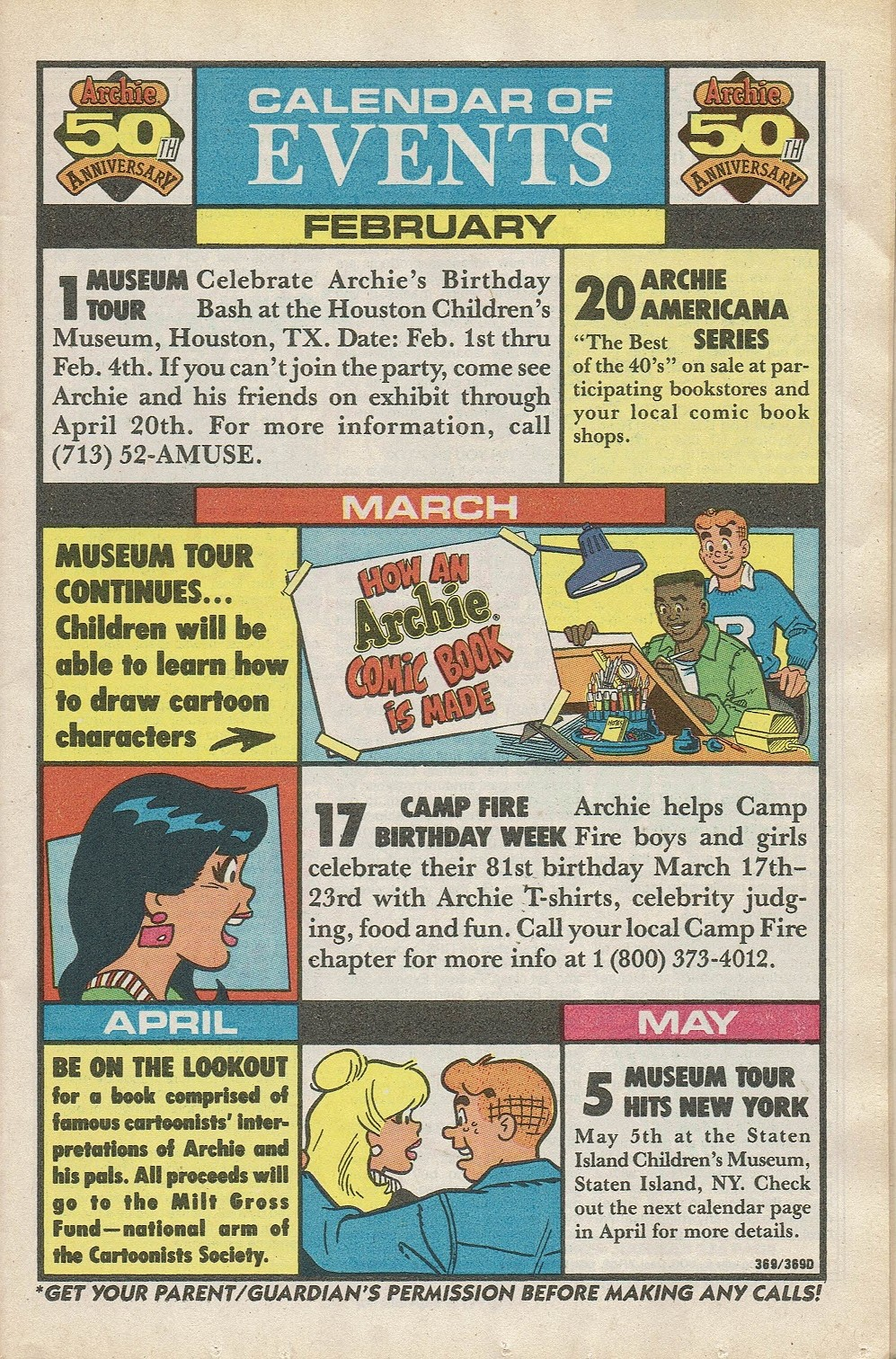 Read online Betty and Me comic -  Issue #190 - 11