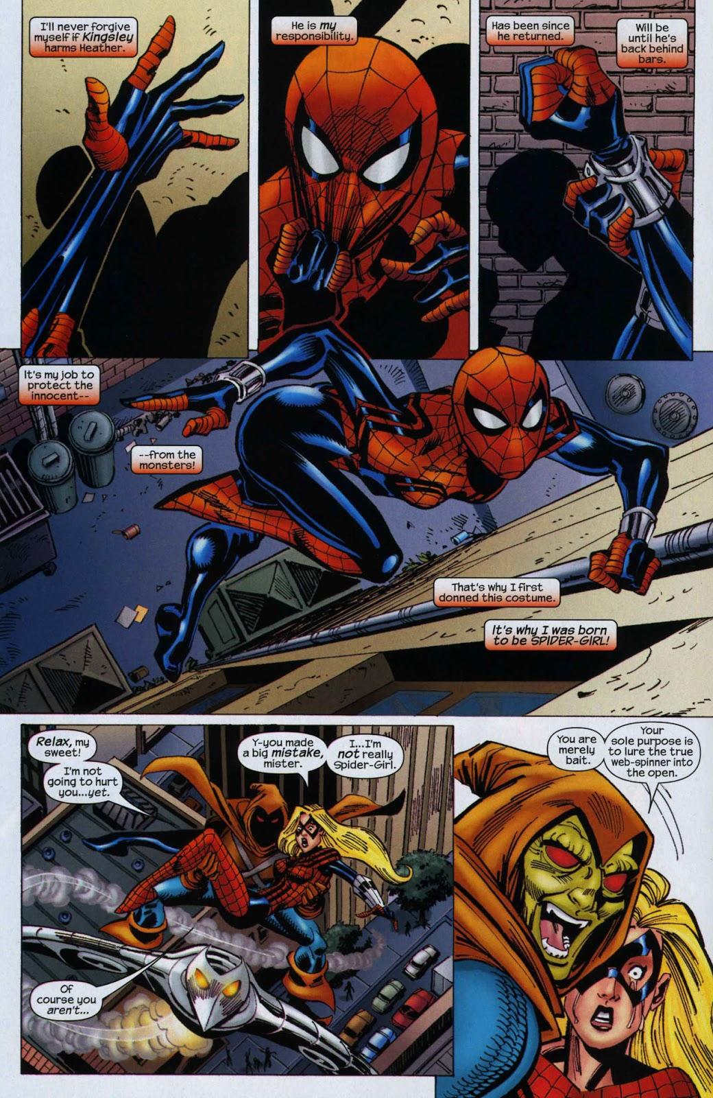 Amazing Spider-Girl Issue #6 #7 - English 13