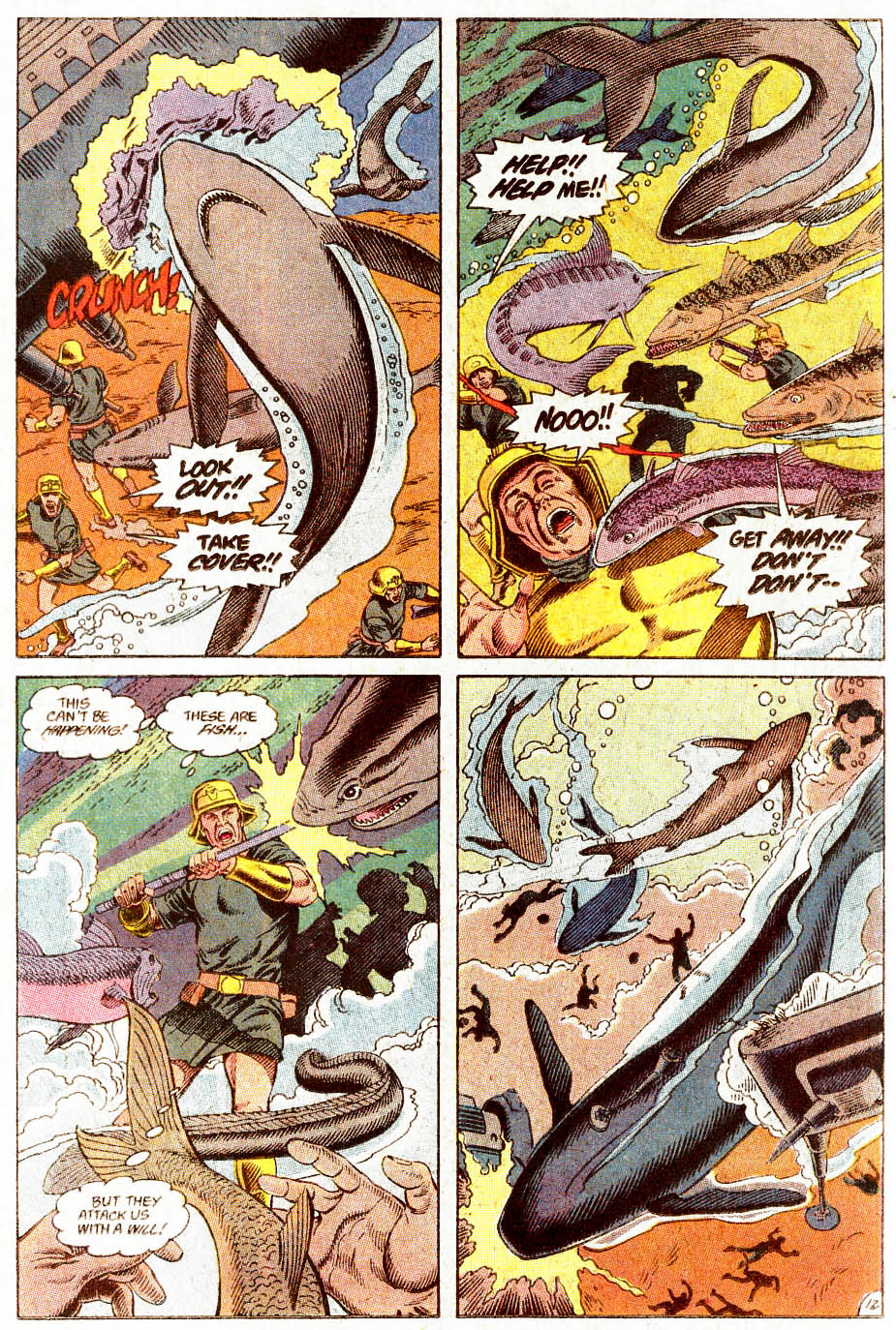 Aquaman (1989) Issue #5 #5 - English 13