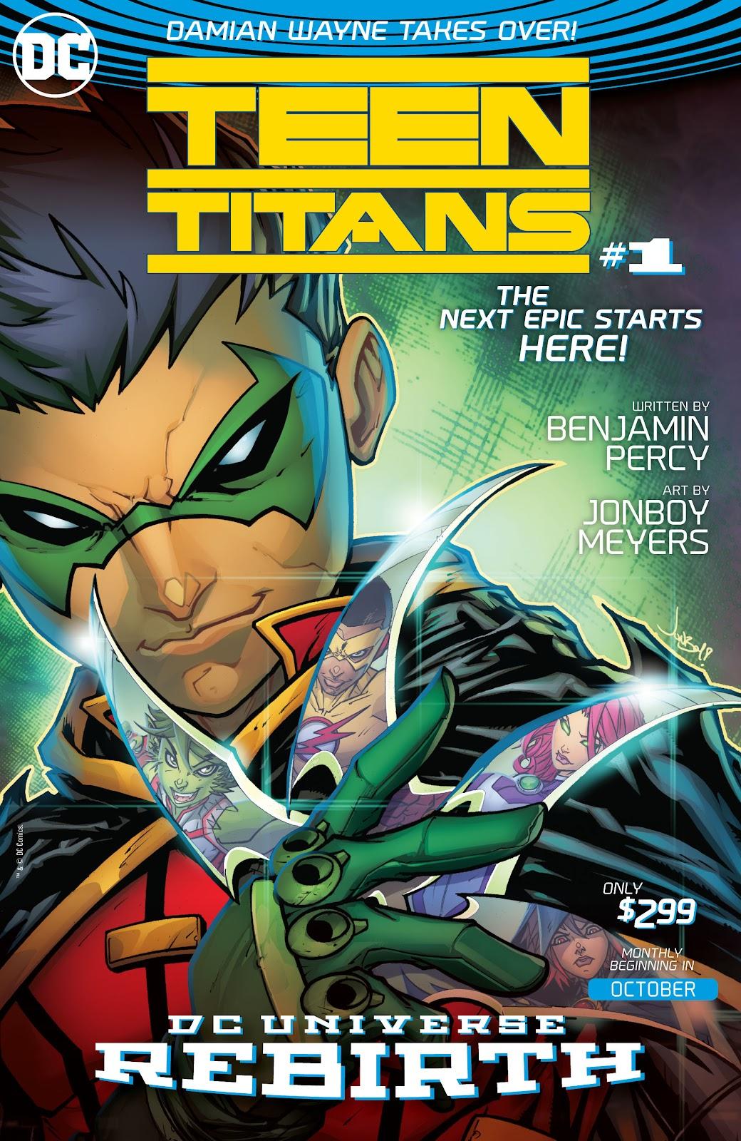 Batman Beyond (2015) Issue #16 #16 - English 23