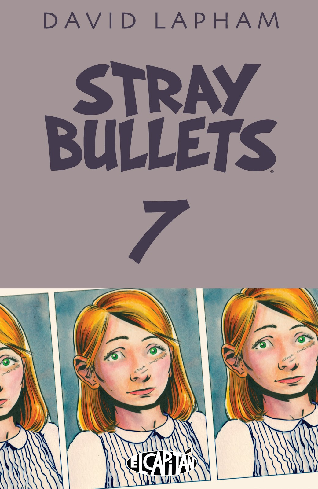 Stray Bullets Issue #7 #7 - English 1