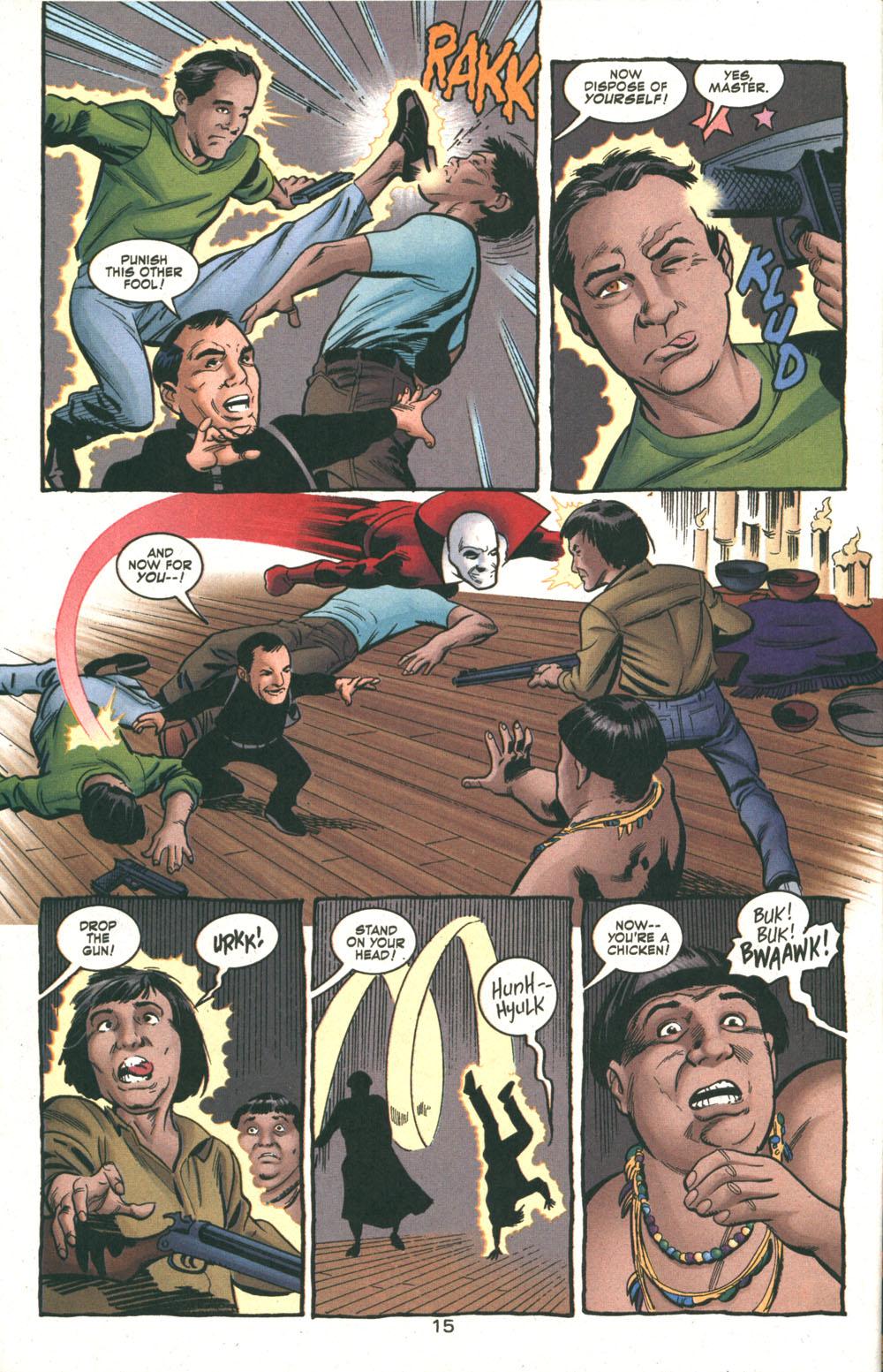 Read online Deadman: Dead Again comic -  Issue #5 - 16