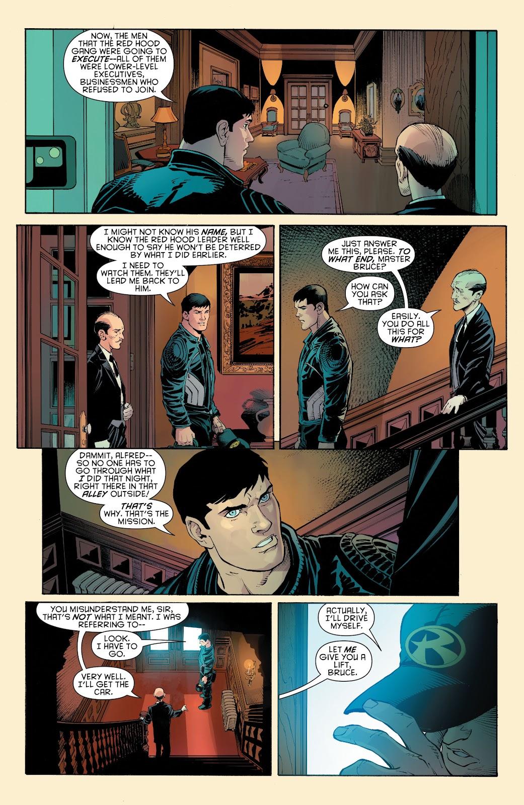 Batman (2011) Issue #21 #36 - English 14