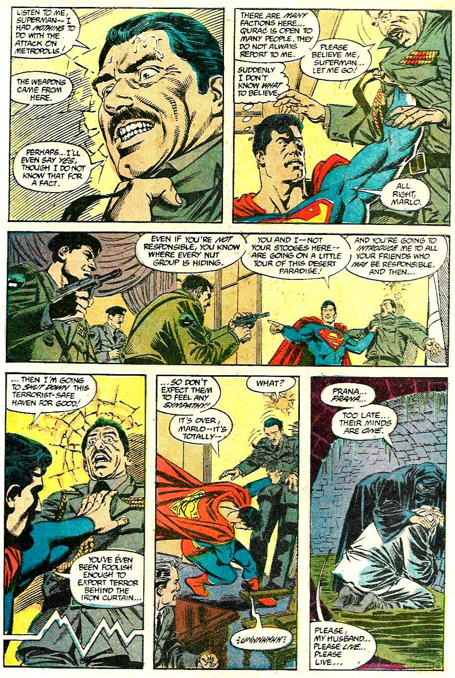 Adventures of Superman (1987) 427 Page 5
