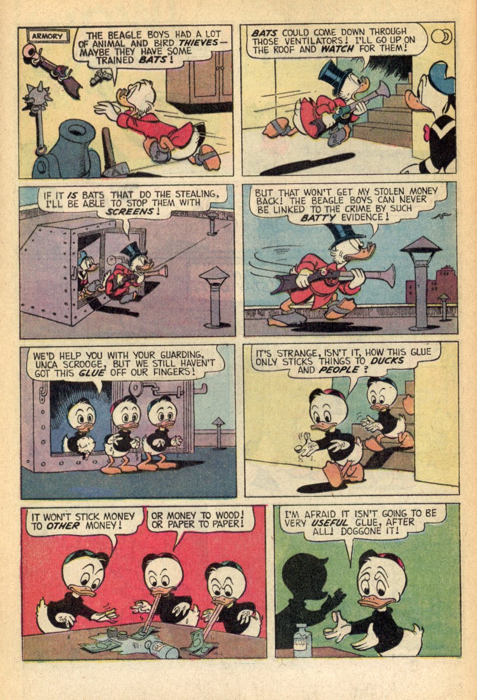 Uncle Scrooge (1953) Issue #99 #99 - English 16