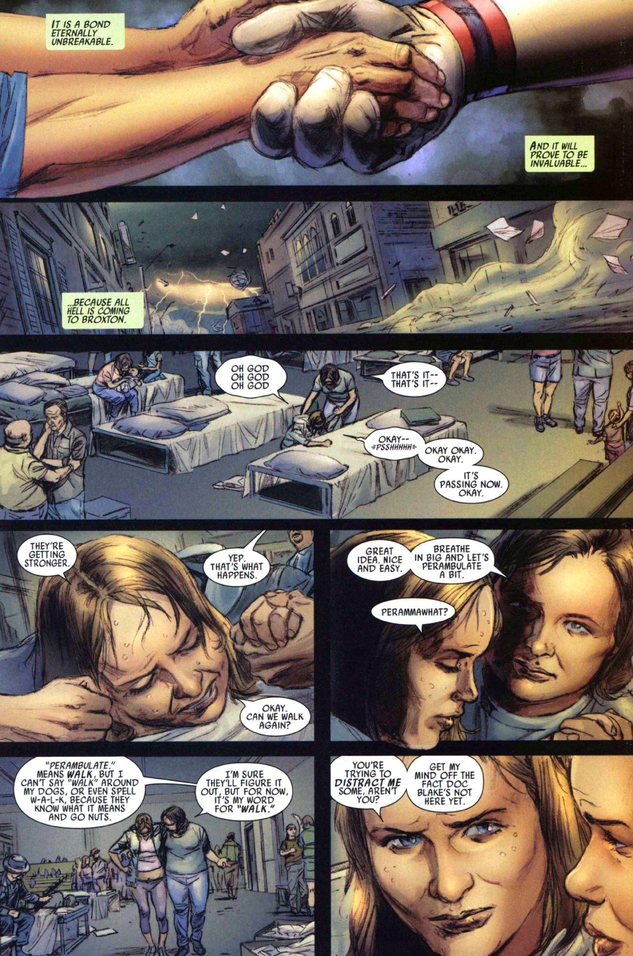 Read online Secret Invasion: Thor comic -  Issue #1 - 20