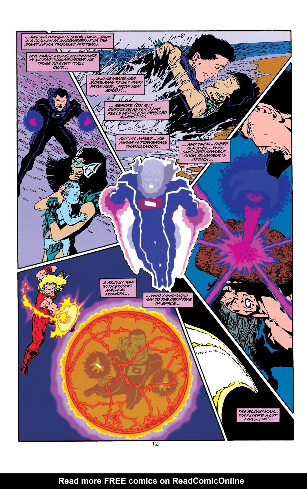 Aquaman (1994) Issue #39 #45 - English 12