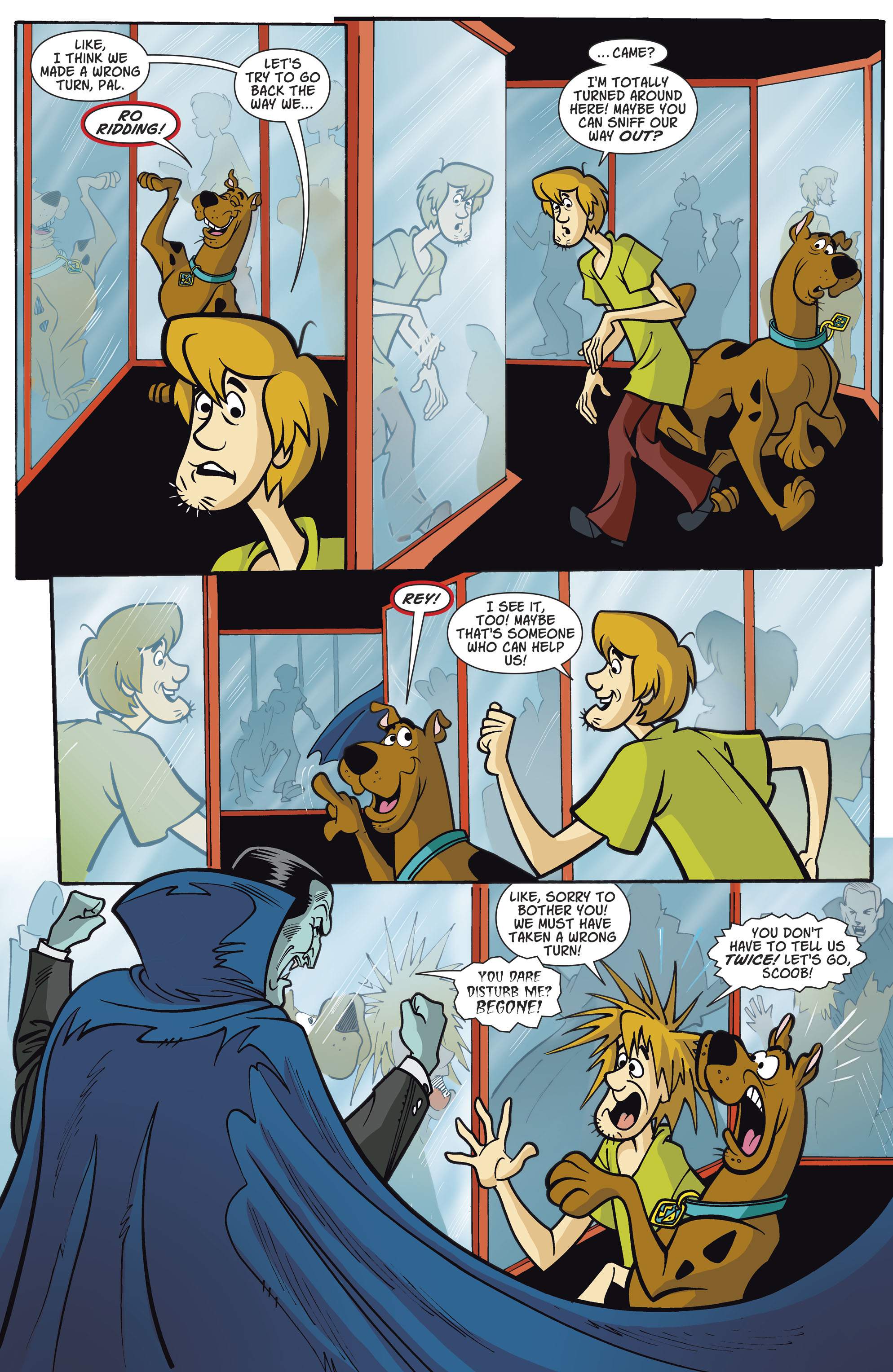Read online Scooby-Doo: Where Are You? comic -  Issue #79 - 8