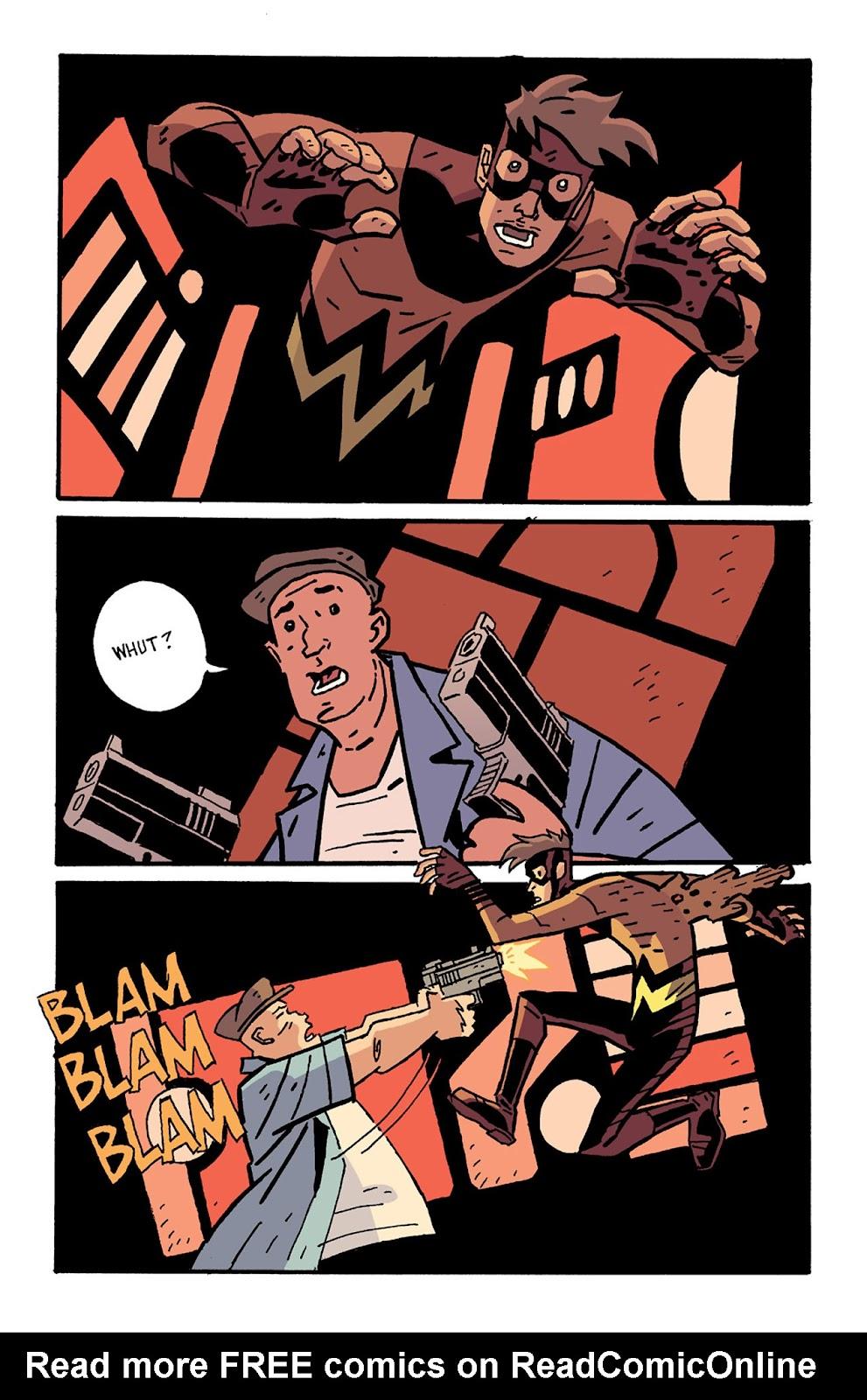 Mudman Issue #2 #2 - English 15