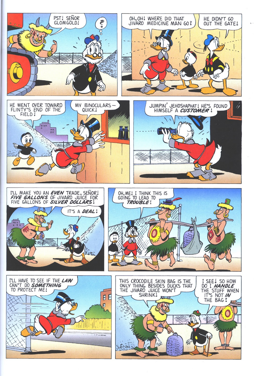 Uncle Scrooge (1953) Issue #382 #382 - English 19