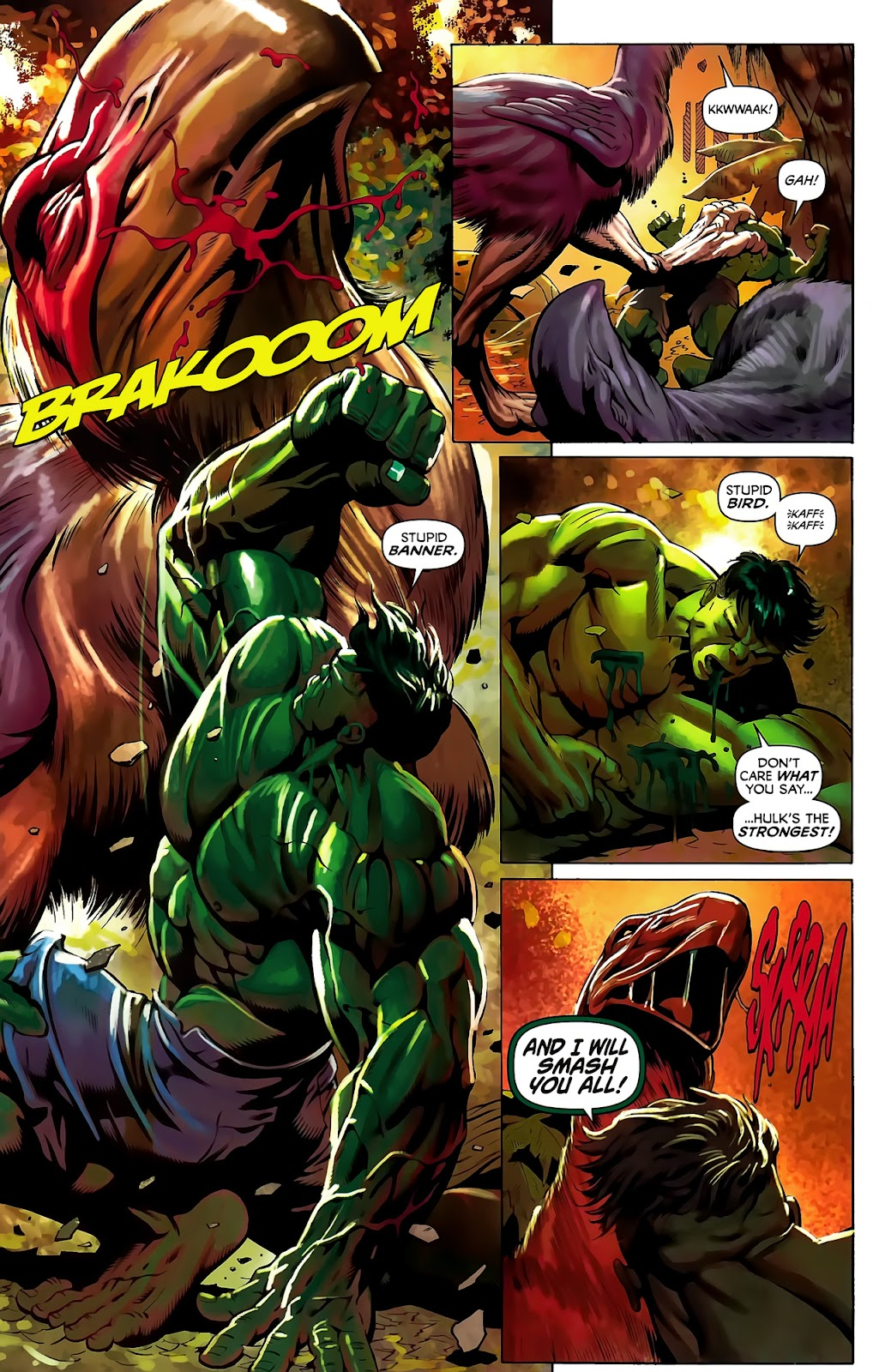 Incredible Hulks (2010) Issue #624 #14 - English 15