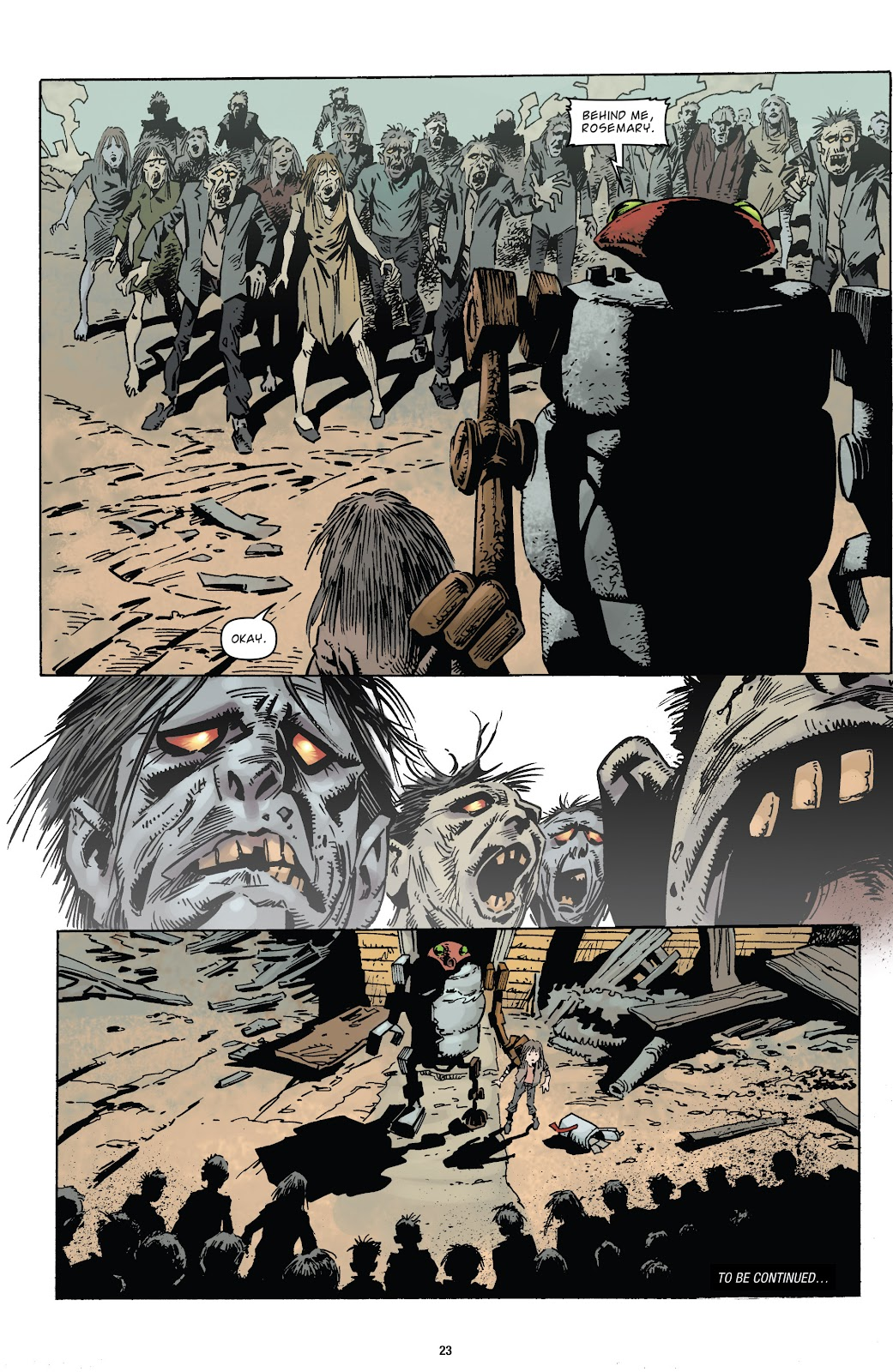 Zombies vs Robots (2015) Issue #2 Page 24