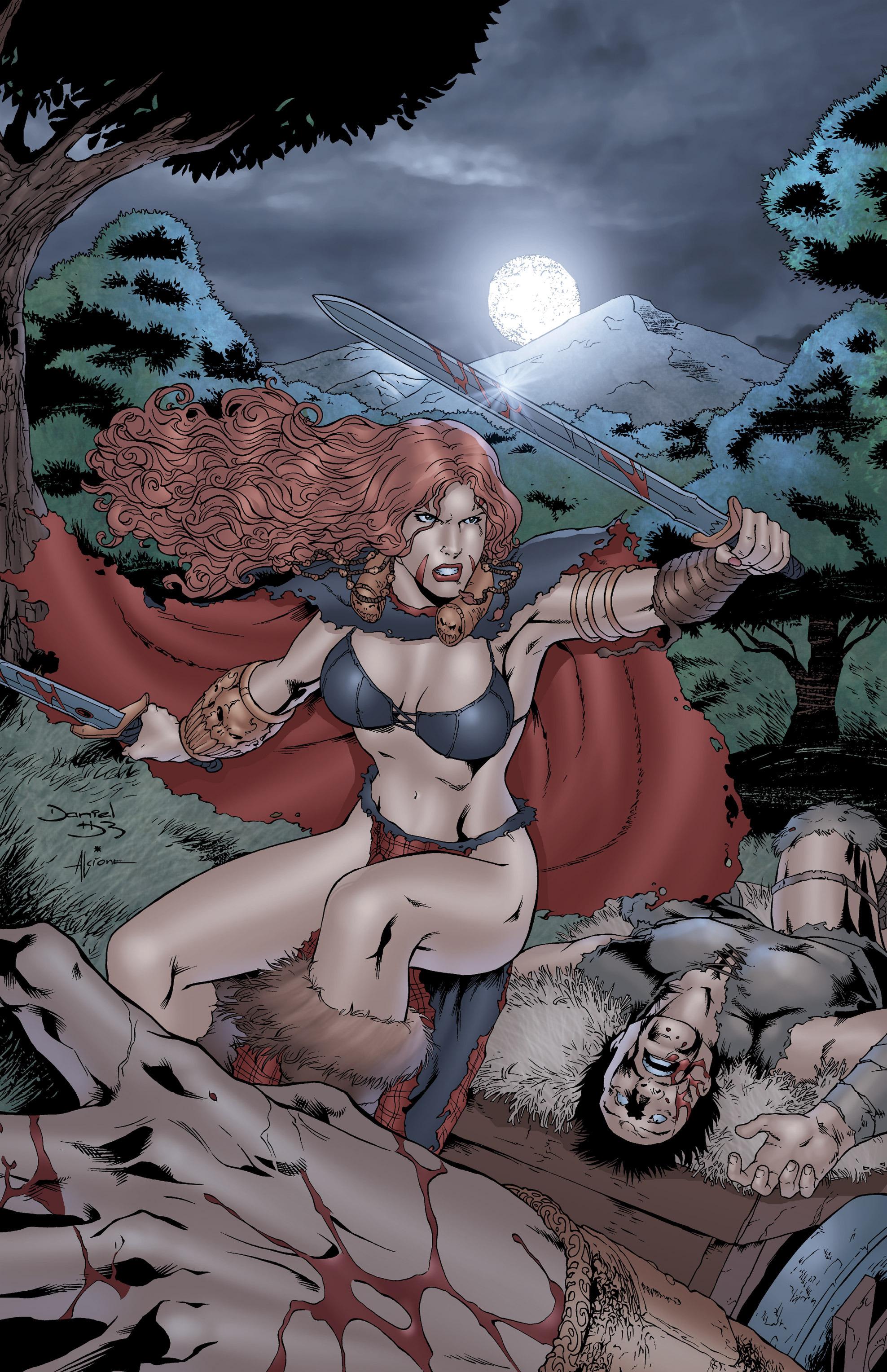Read online Belladonna comic -  Issue #0 - 41
