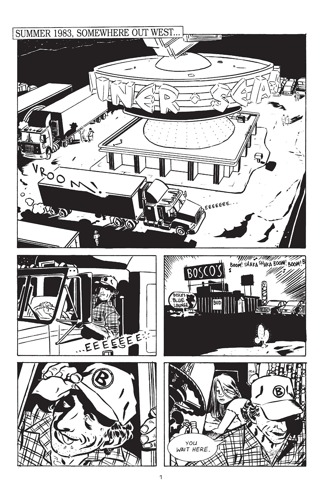 Stray Bullets Issue #12 #12 - English 3
