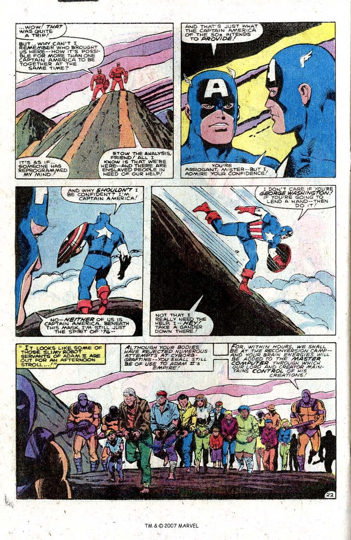 Captain America (1968) _Annual 6 #6 - English 28
