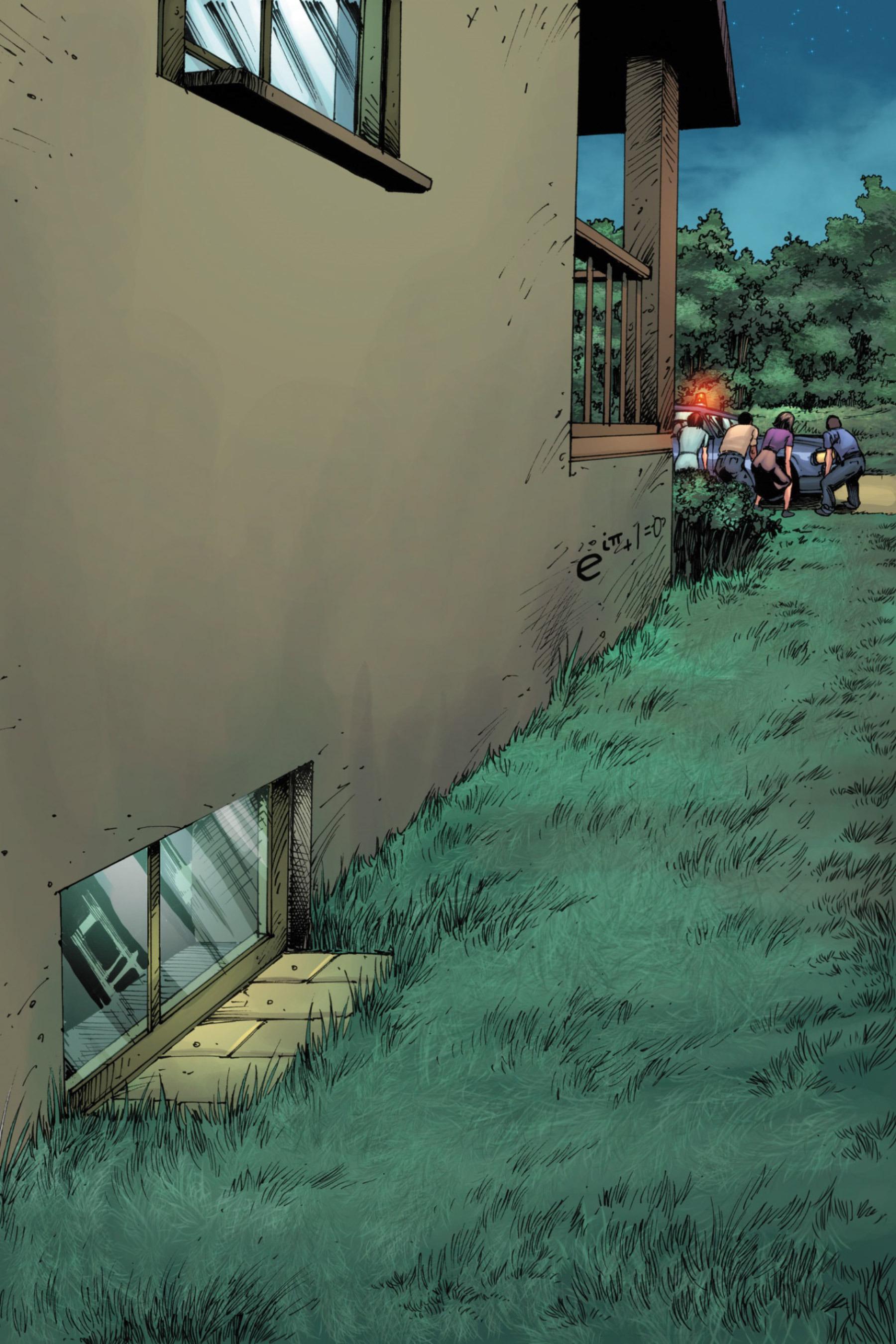 Read online Z-Men comic -  Issue #3 - 114