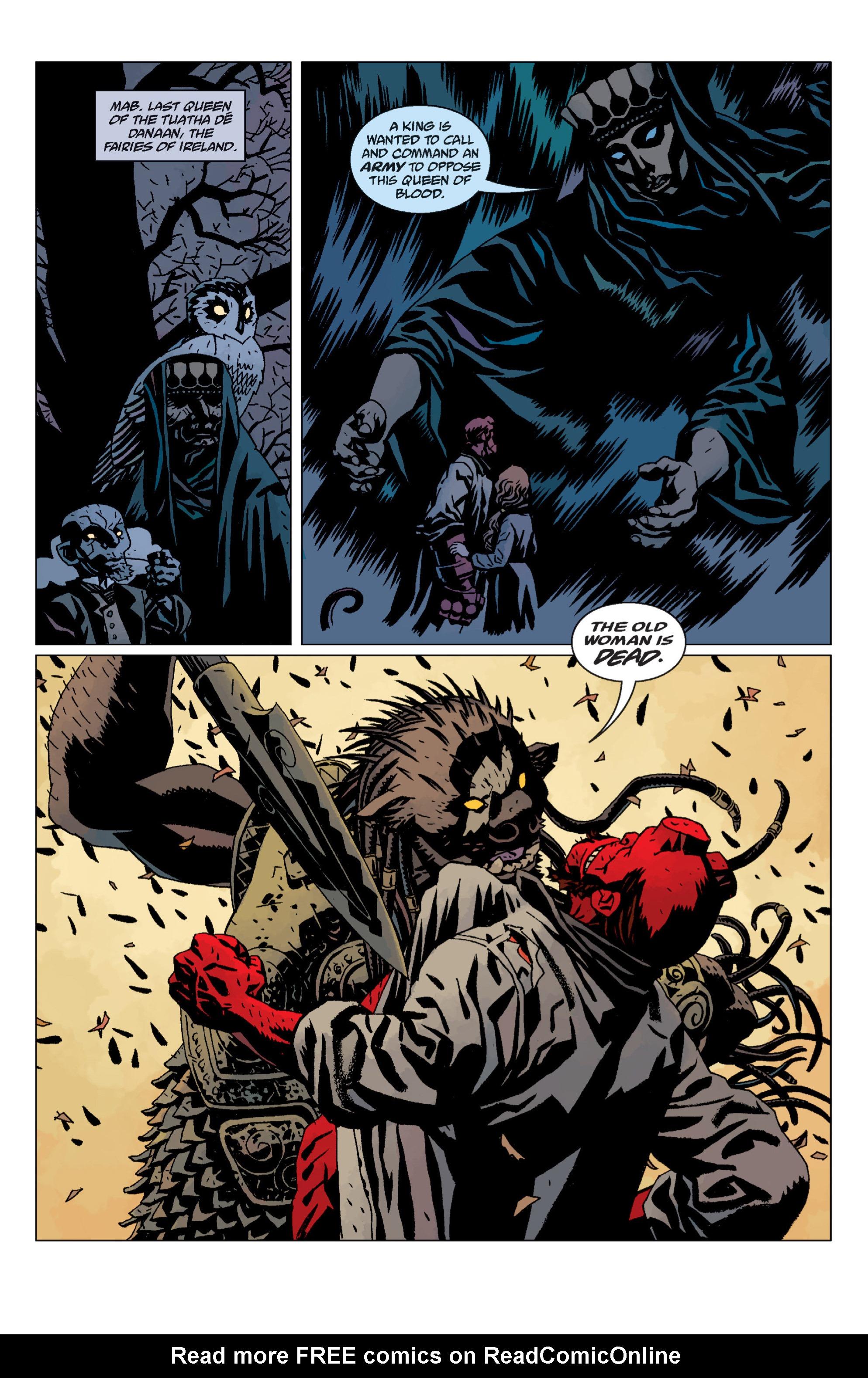 Hellboy chap 12 pic 29