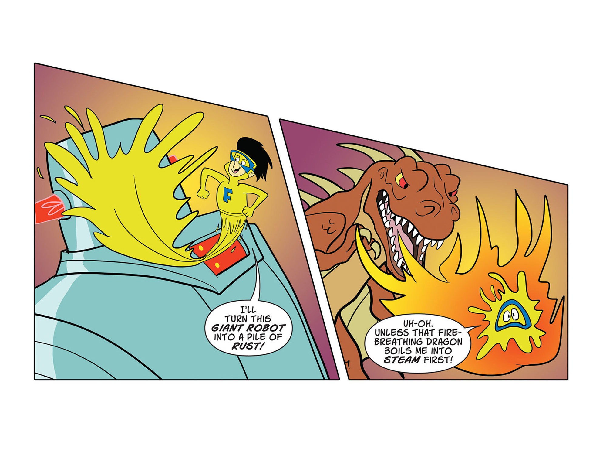 Read online Scooby-Doo! Team-Up comic -  Issue #44 - 16