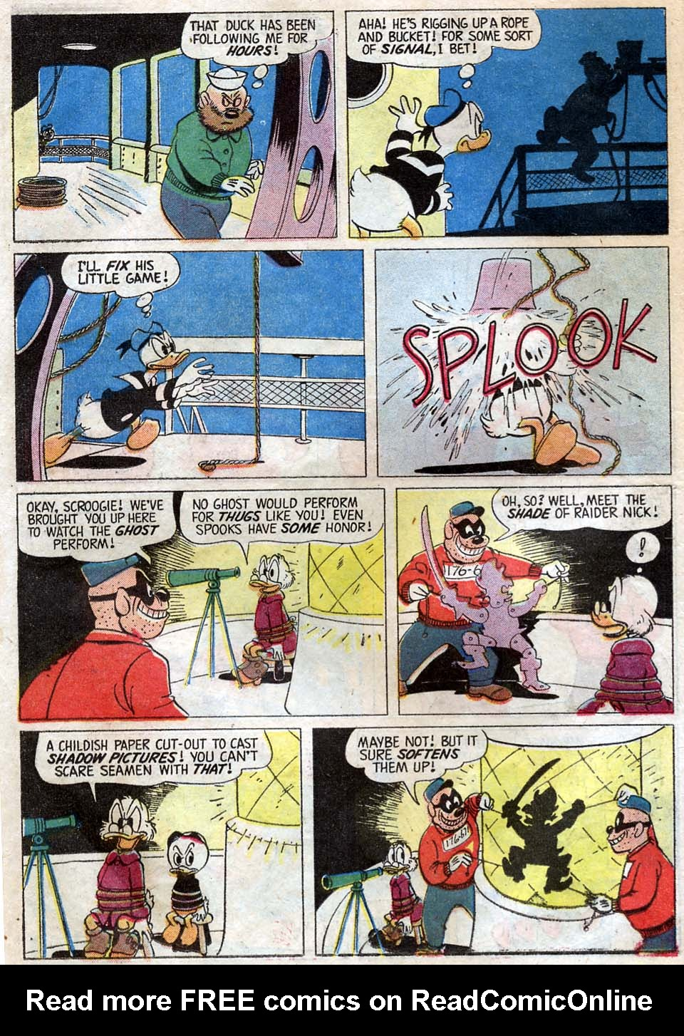 Uncle Scrooge (1953) Issue #23 #23 - English 18