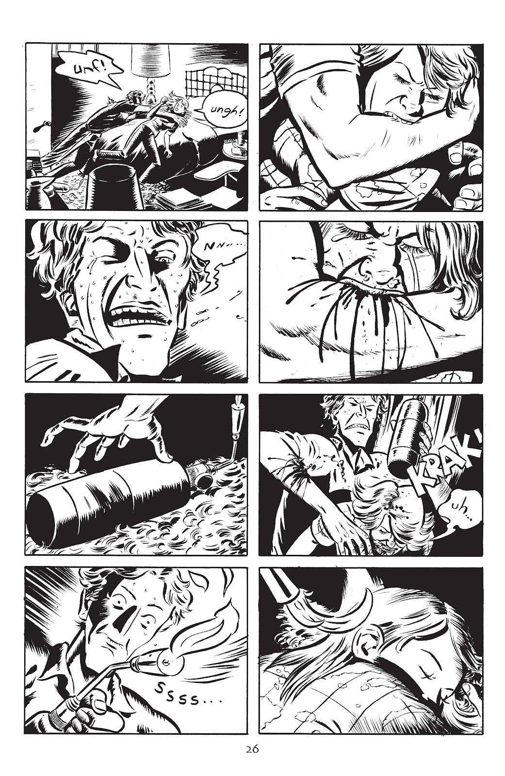 Stray Bullets Issue #25 #25 - English 28