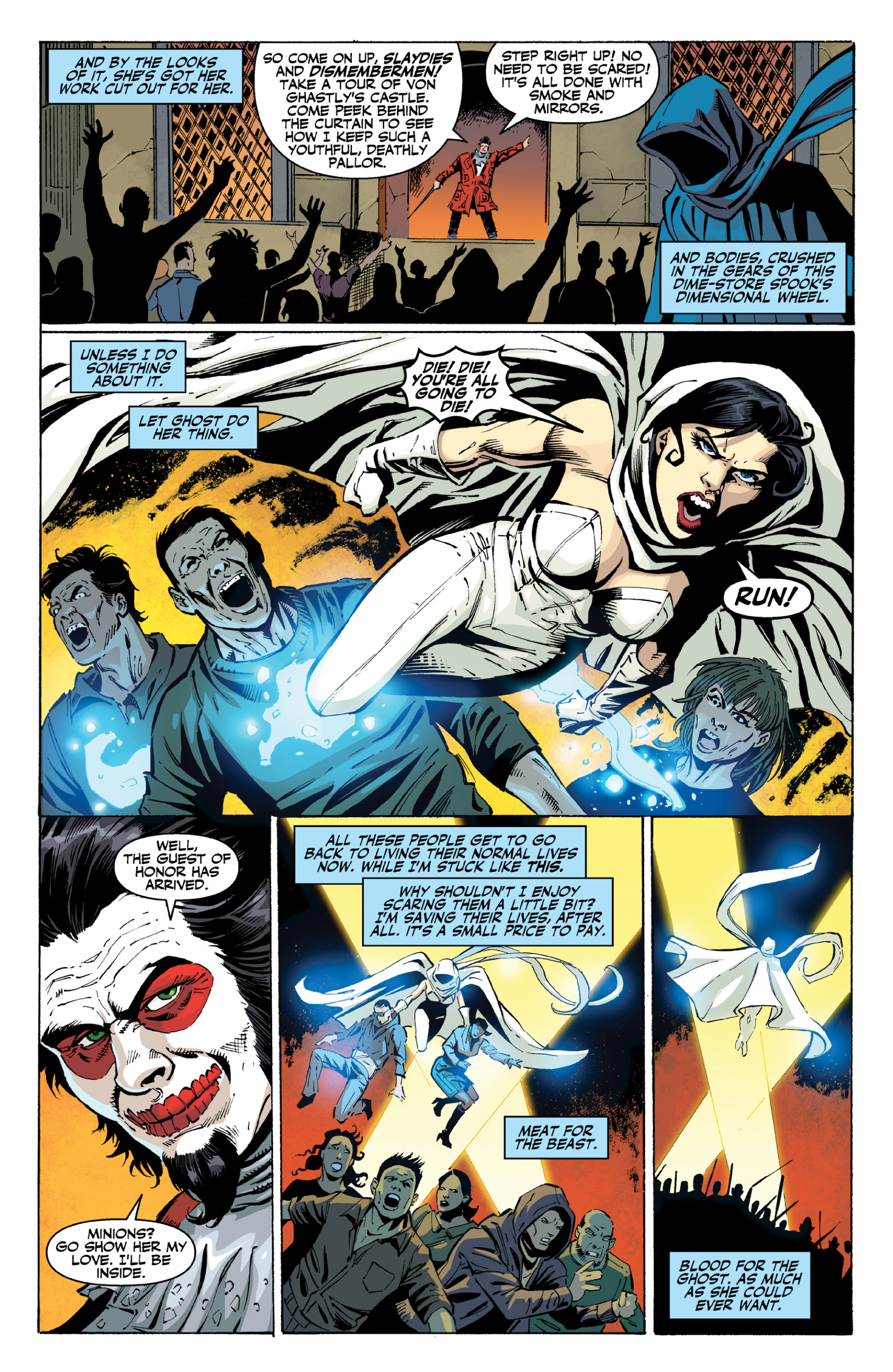 Read online Ghost (2013) comic -  Issue # TPB 2 - 81