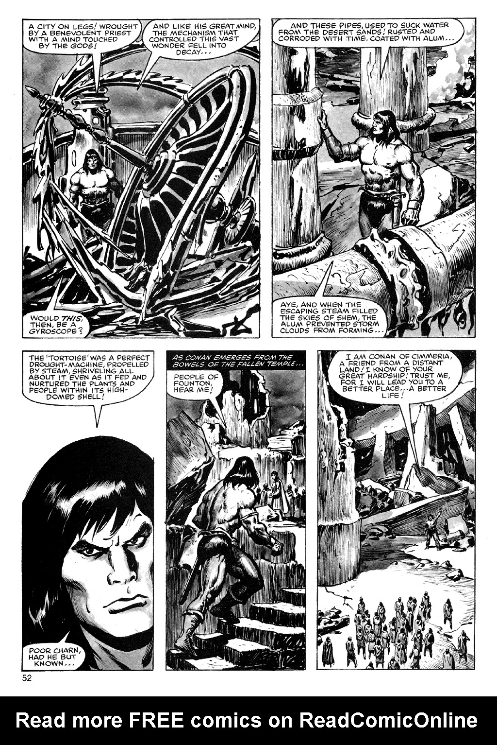 Of Conan  #164 - English 52
