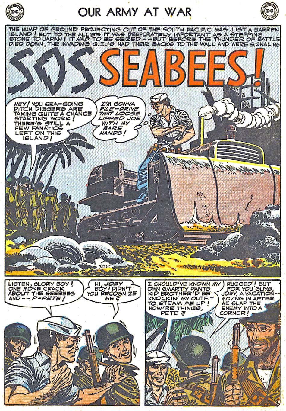 at War (1952) Issue #248 #301 - English 29