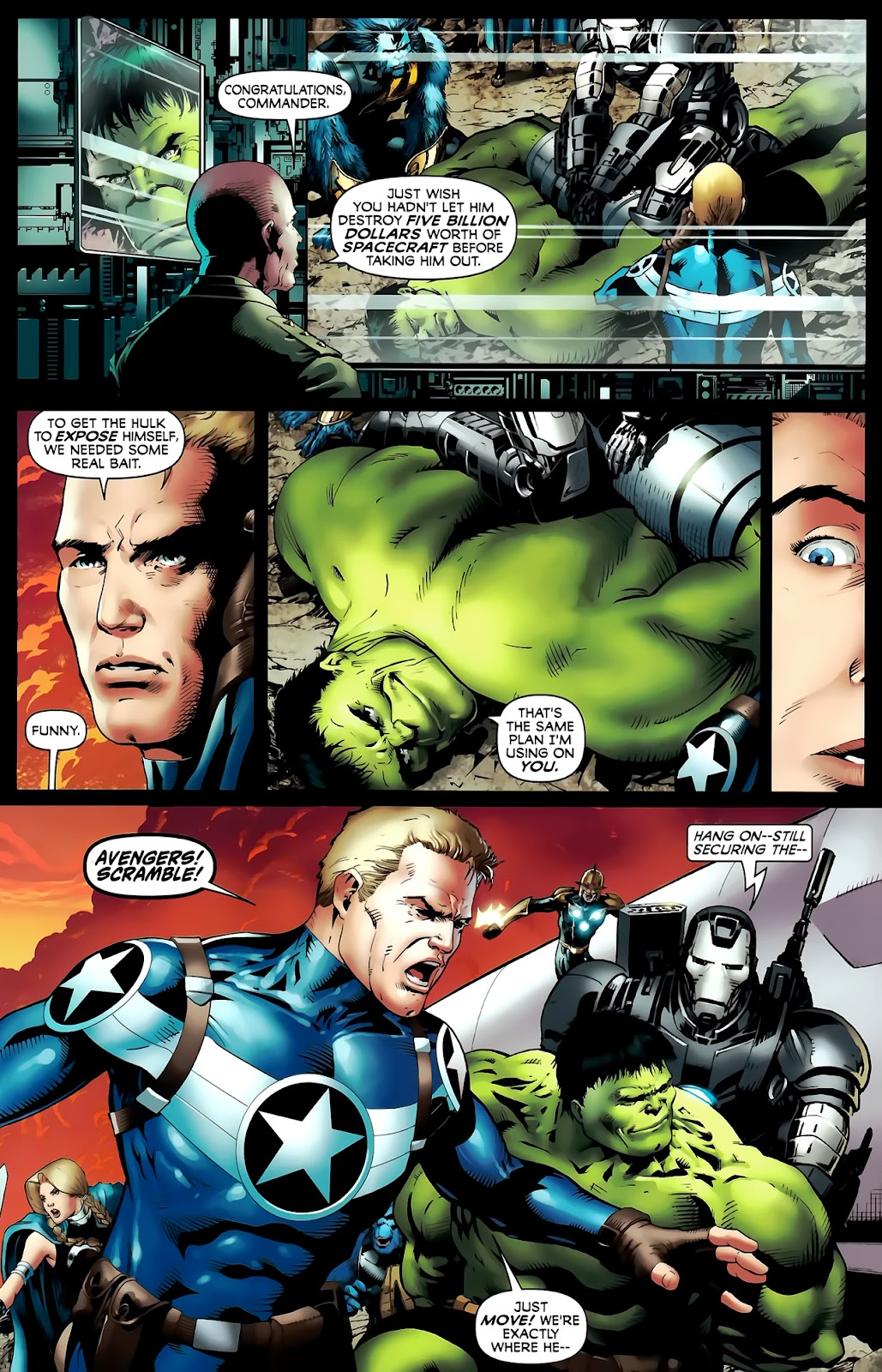Incredible Hulks (2010) Issue #614 #4 - English 11