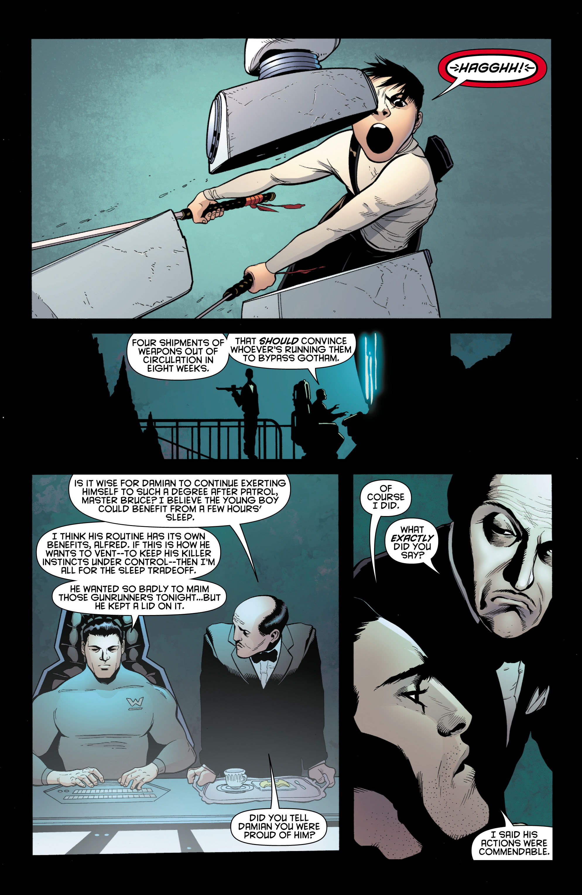 Batman and Robin (2011) chap 1 pic 39