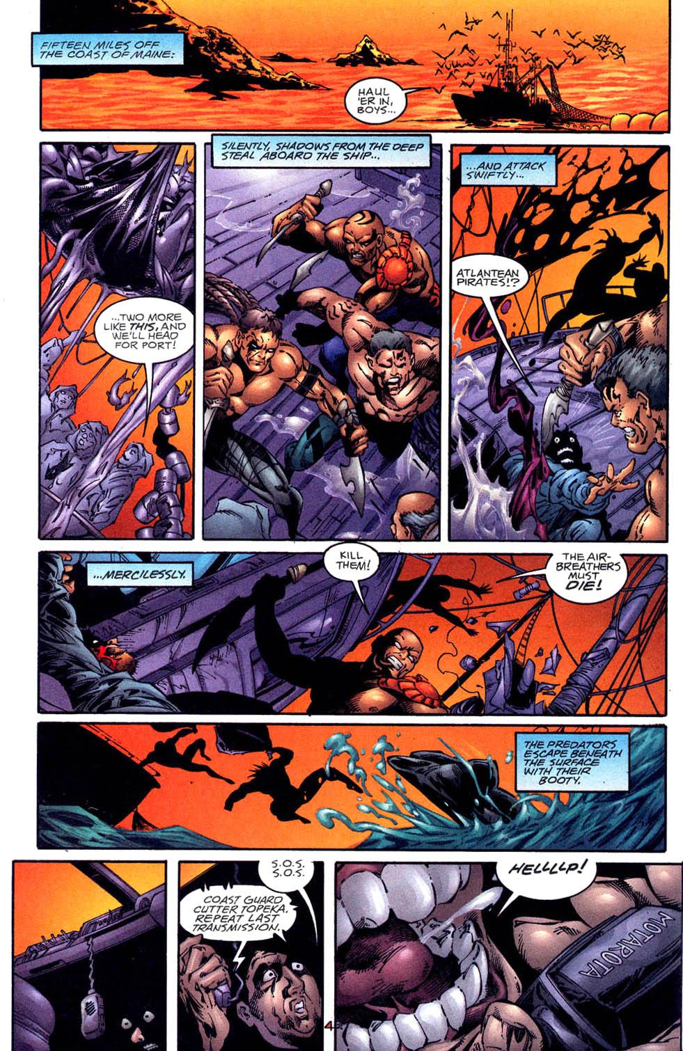 Aquaman (1994) Issue #60 #66 - English 5