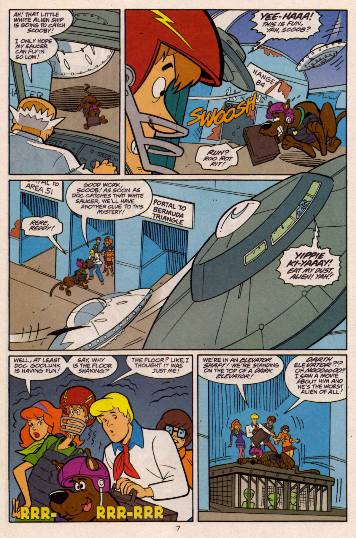 Read online Scooby-Doo (1997) comic -  Issue #27 - 8
