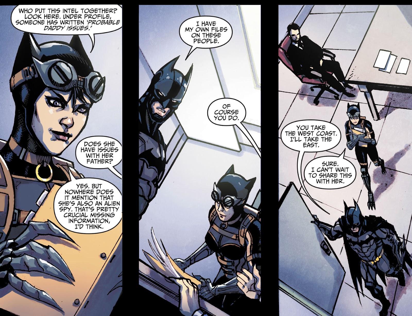 Injustice: Gods Among Us [I] Issue #18 #19 - English 16