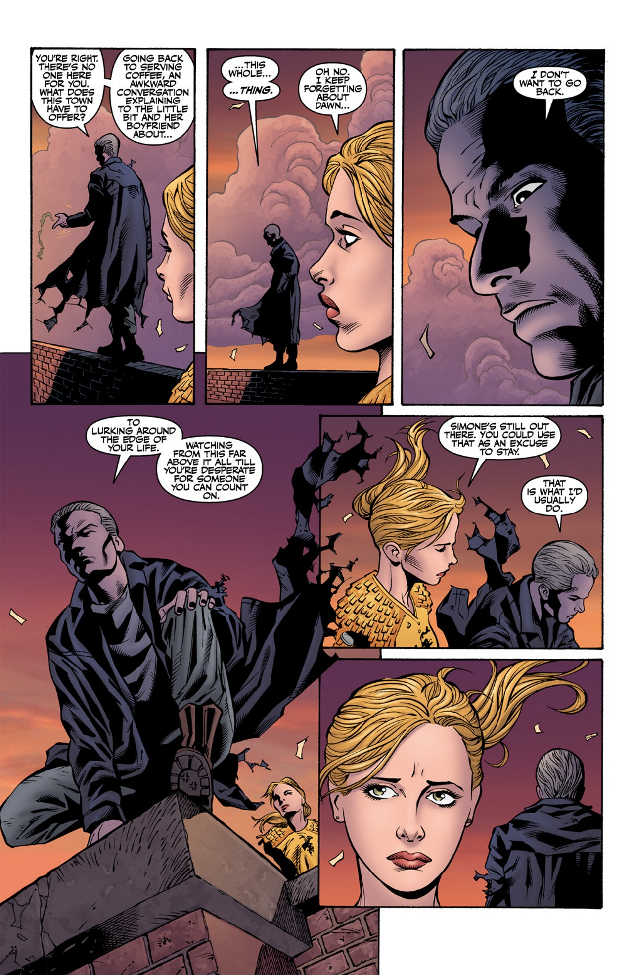 Read online Buffy the Vampire Slayer Season Nine comic -  Issue #10 - 20