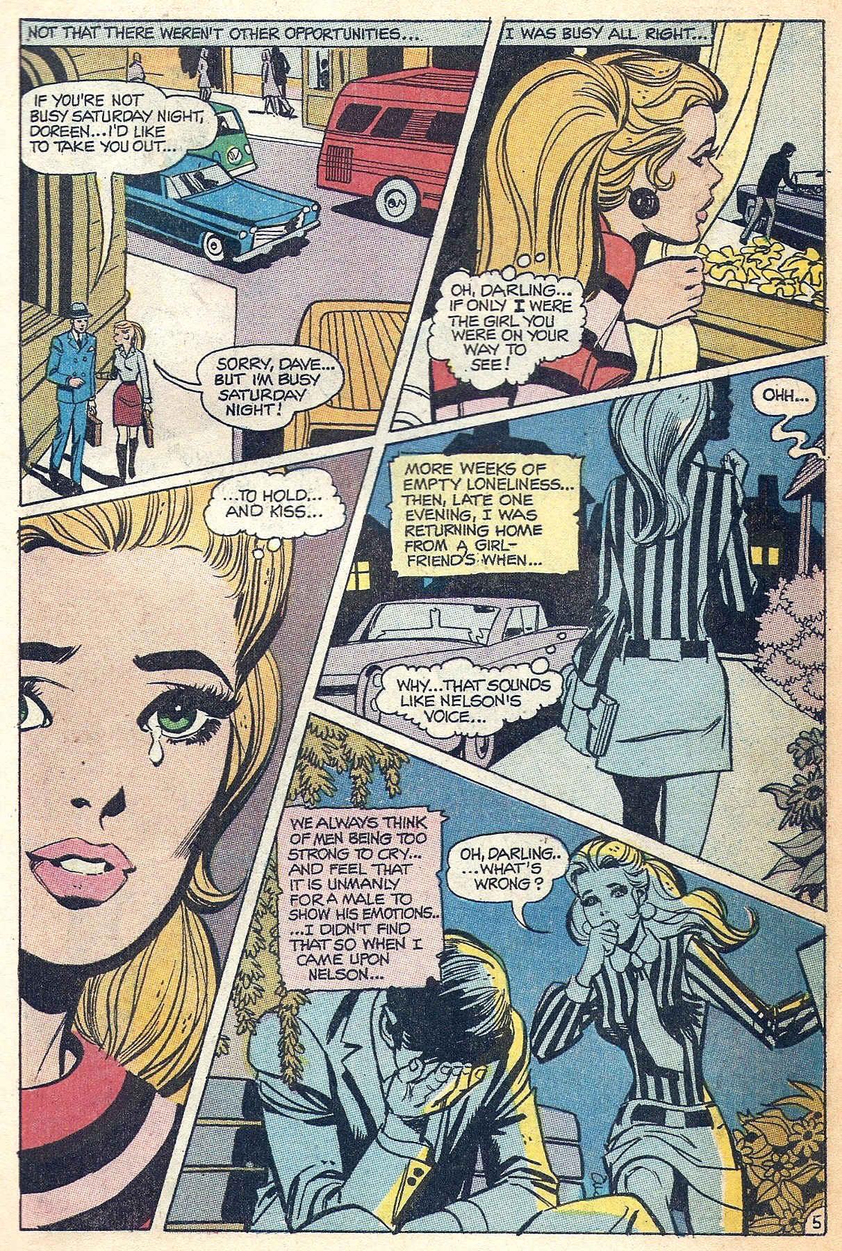 Read online Secret Hearts comic -  Issue #140 - 7