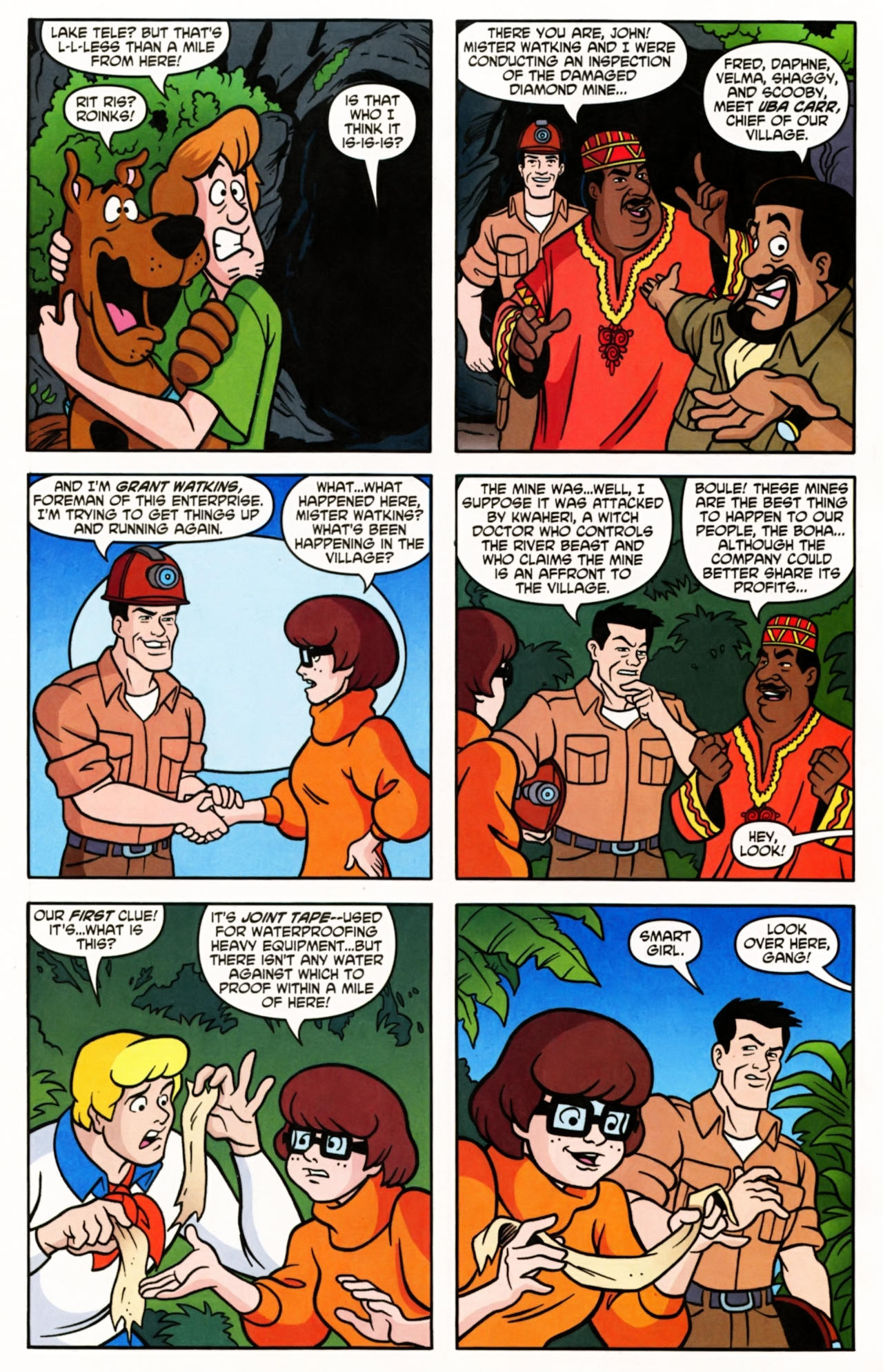 Read online Scooby-Doo (1997) comic -  Issue #145 - 17