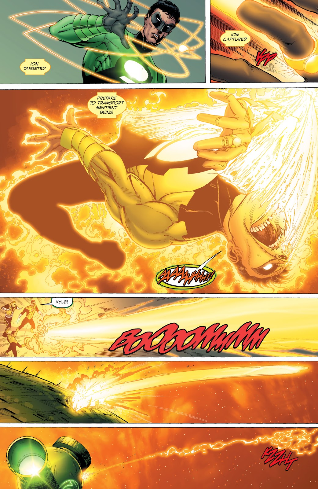 Green Lantern: The Sinestro Corps War Full #1 - English 28