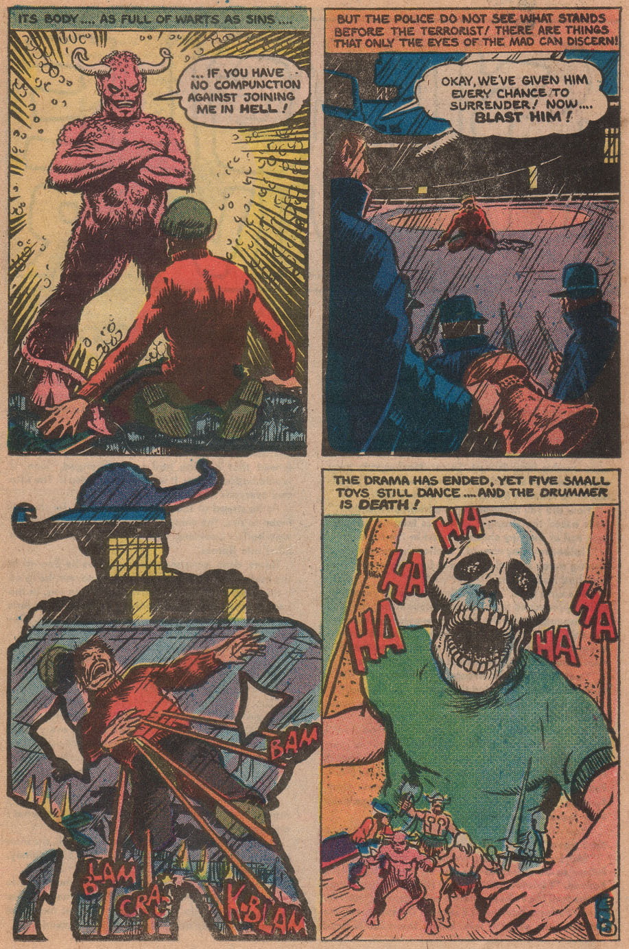 Read online Scary Tales comic -  Issue #17 - 19