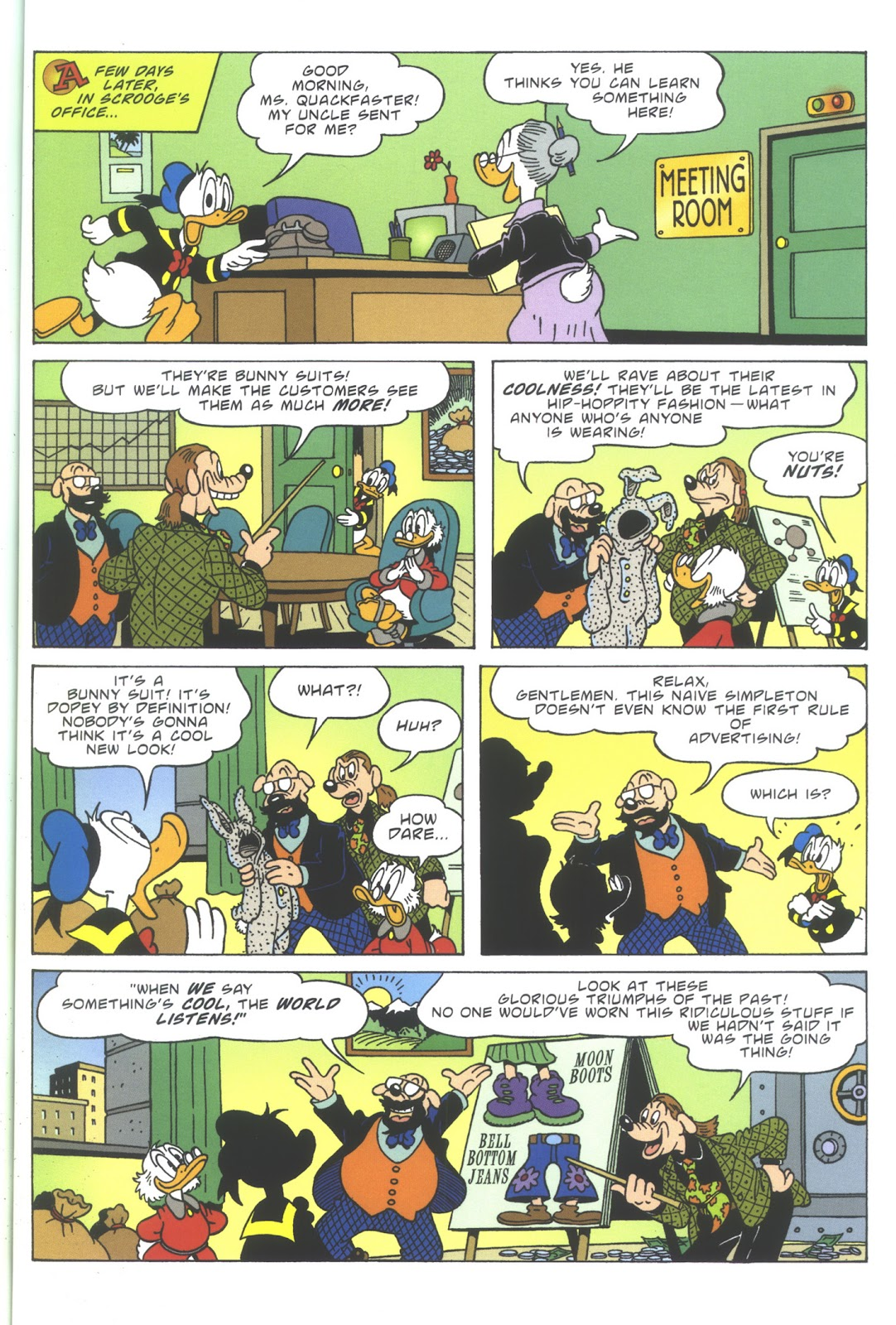 Uncle Scrooge (1953) Issue #352 #352 - English 59