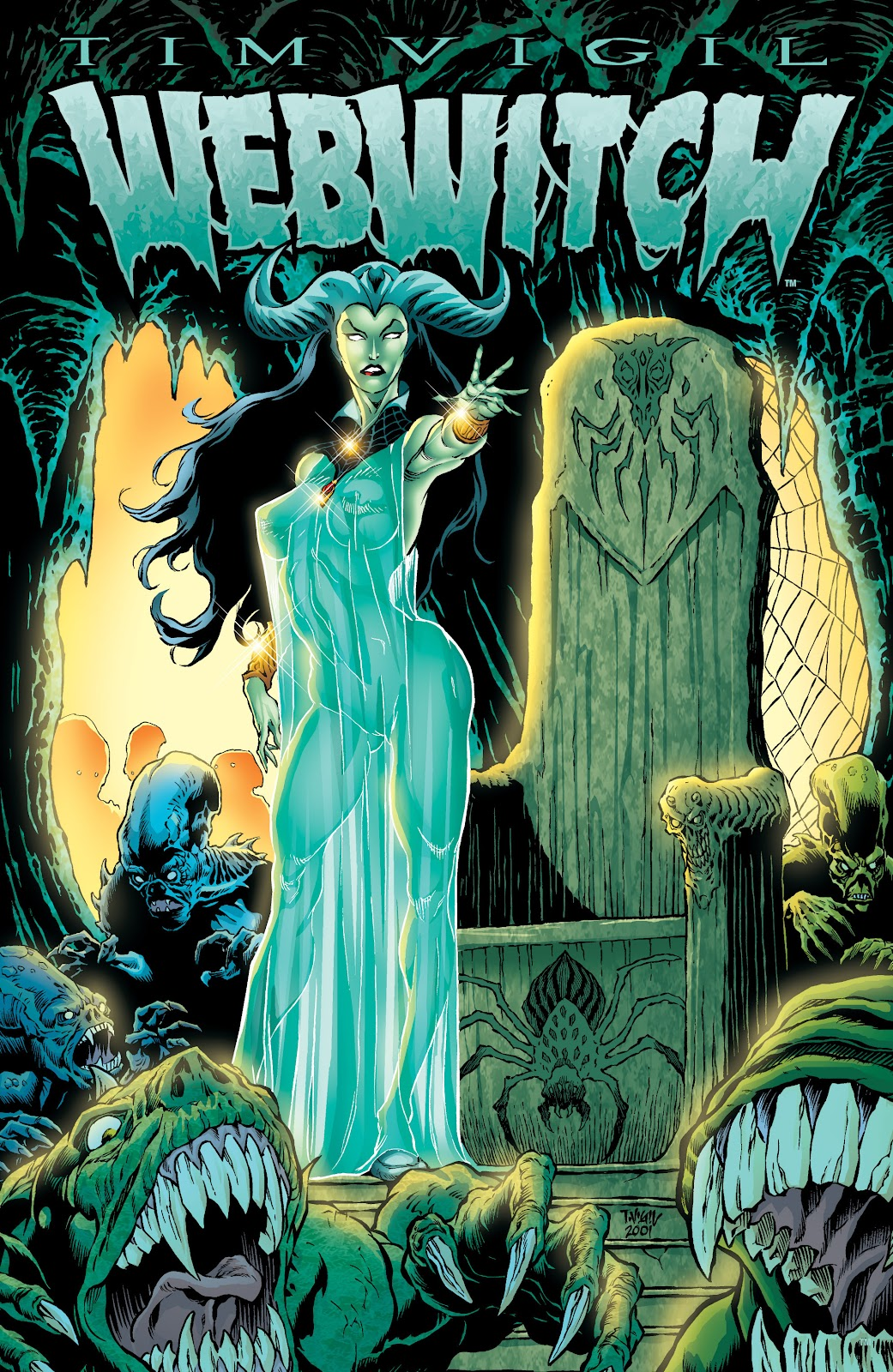 Webwitch (2015) Issue #4 #4 - English 18