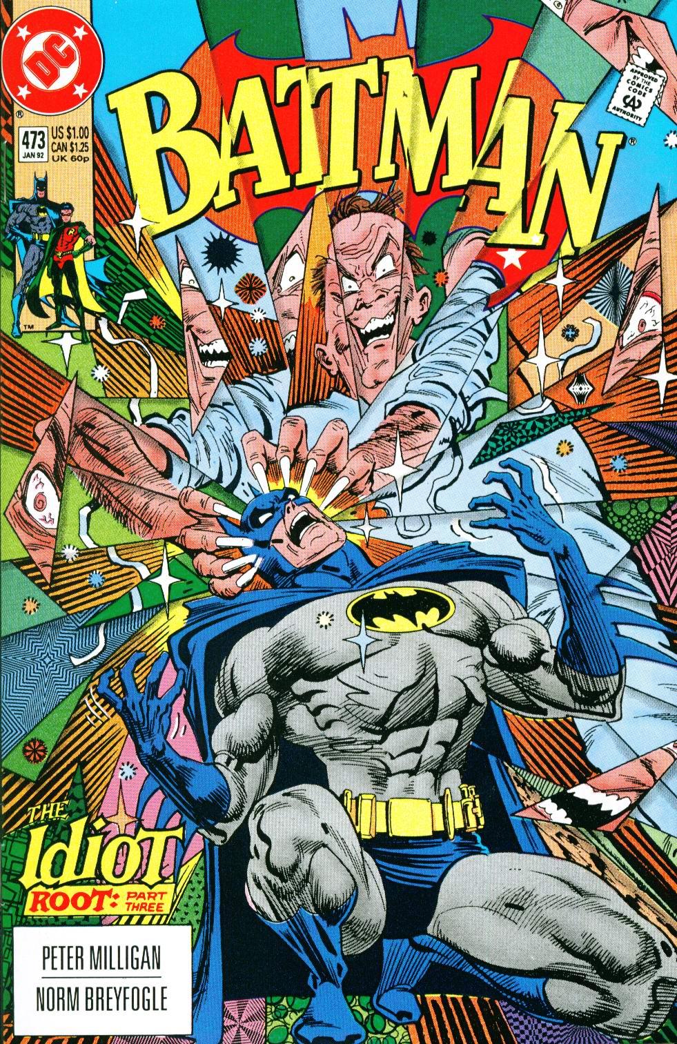 Batman (1940) 473 Page 1