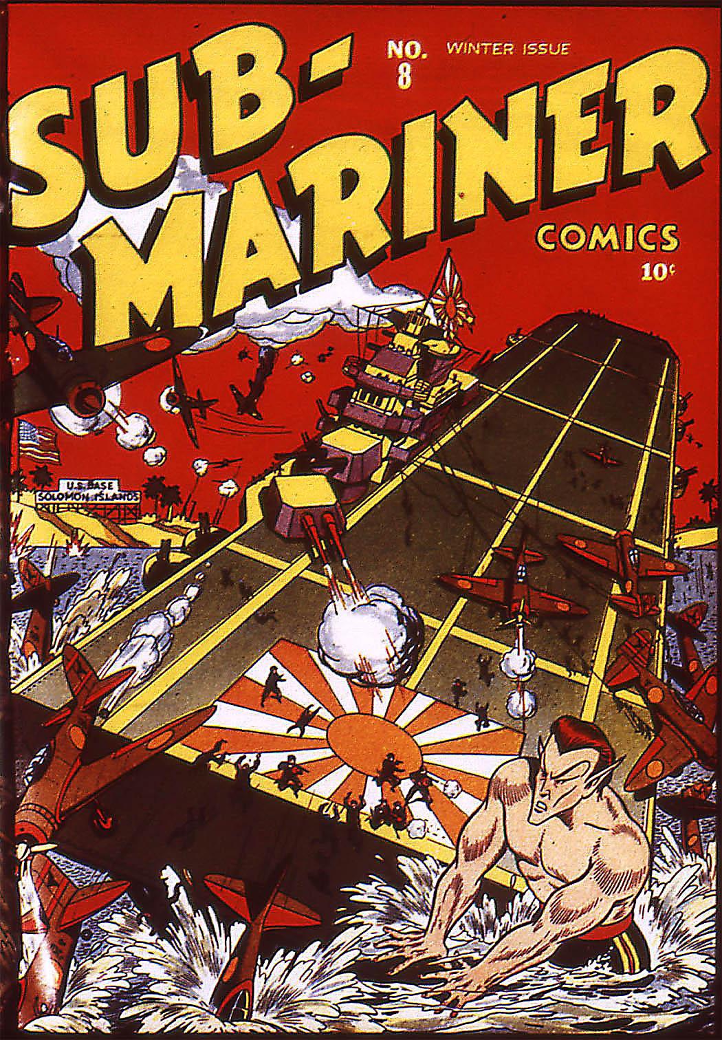 Sub-Mariner Comics Issue #8 #8 - English 2