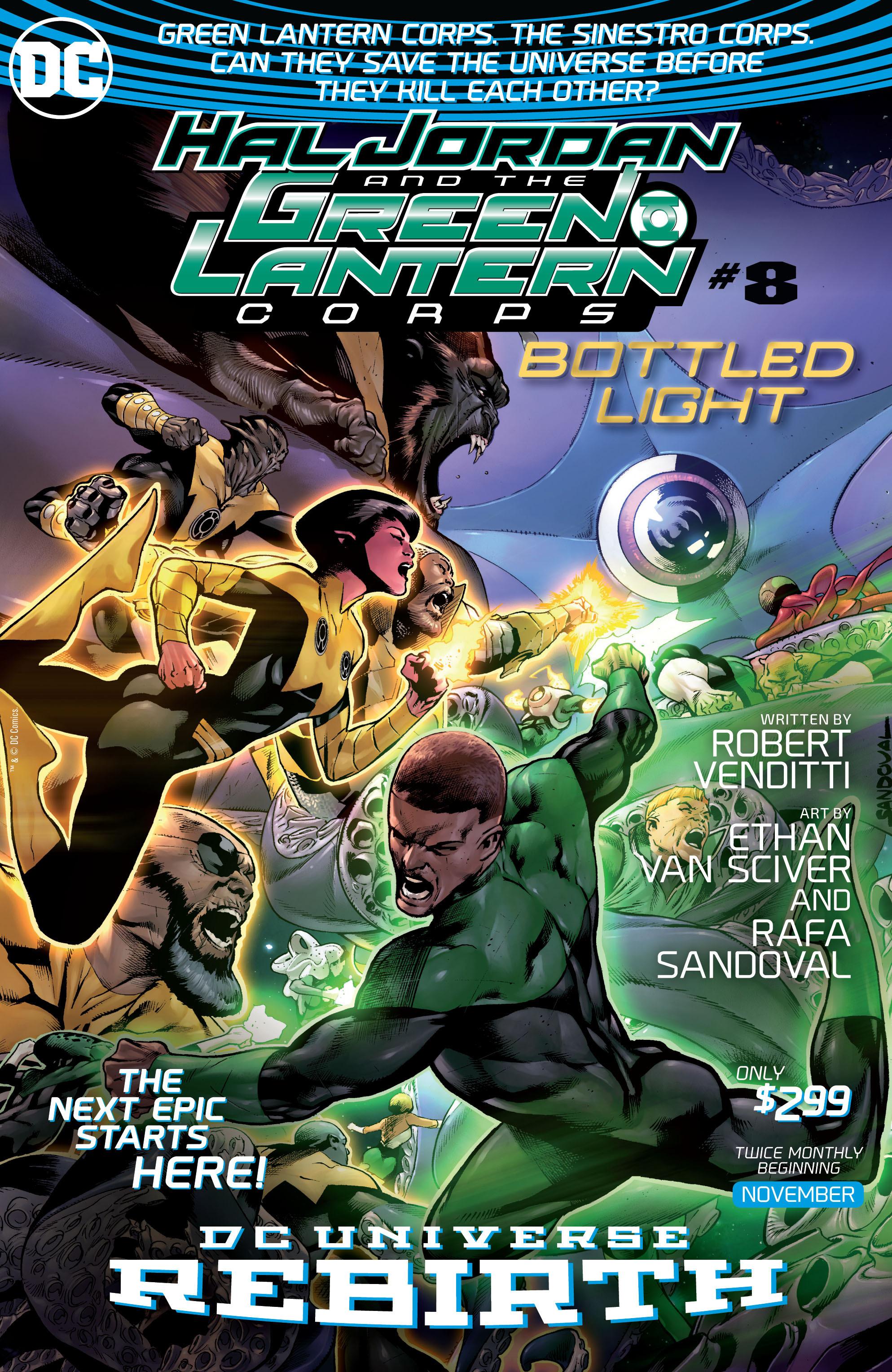 Read online Scooby Apocalypse comic -  Issue #6 - 2