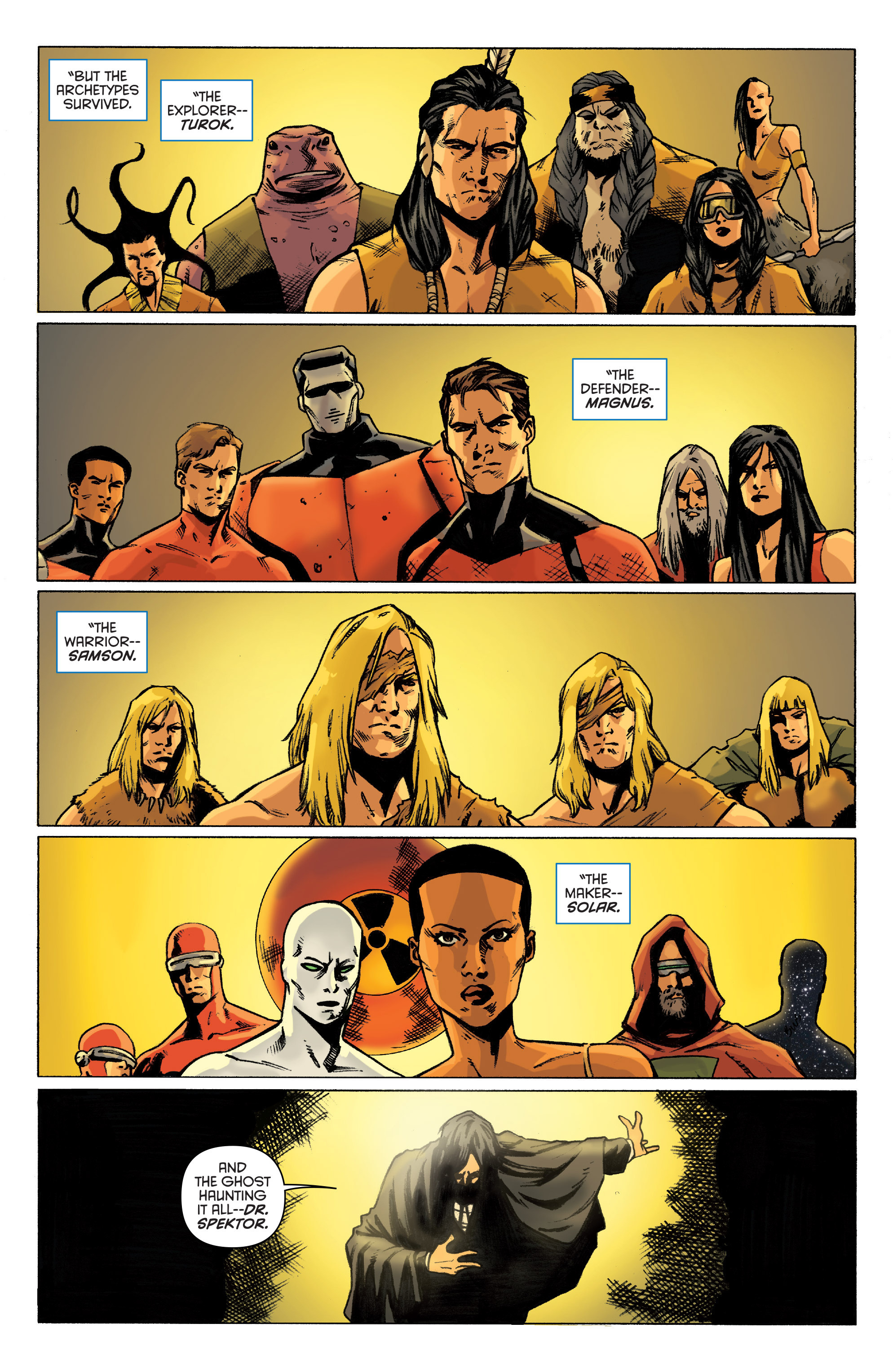 Read online Gold Key: Alliance comic -  Issue #5 - 13