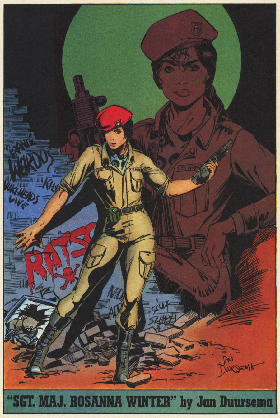 Read online Scout comic -  Issue #10 - 25